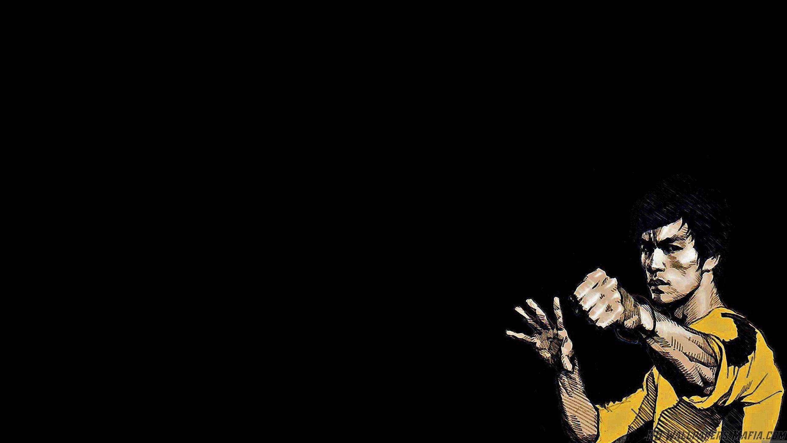 2560x1440 - Bruce Lee Wallpapers 29