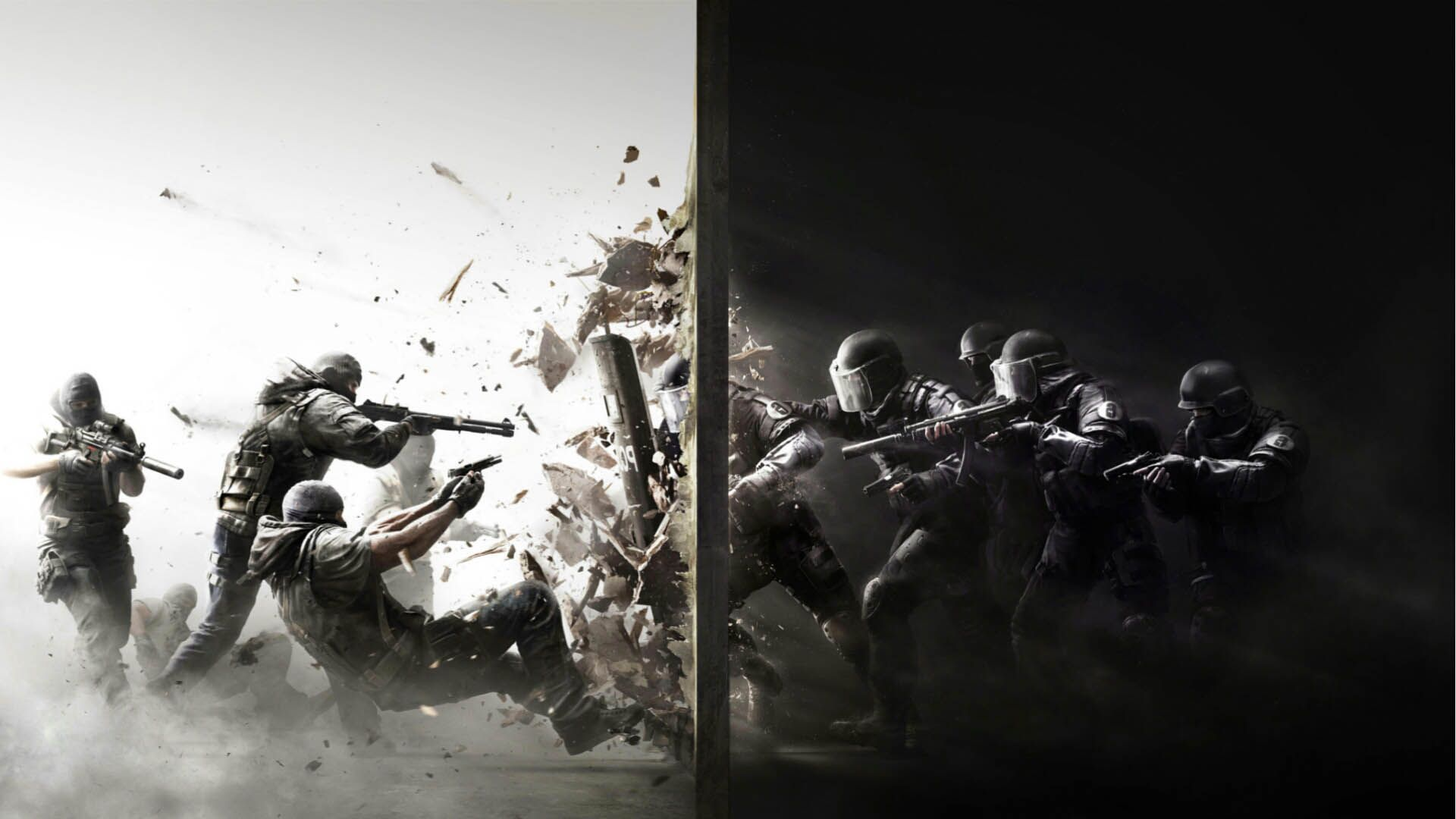 Tom Clancys Rainbow Six Siege Hd Wallpapers 31 Images