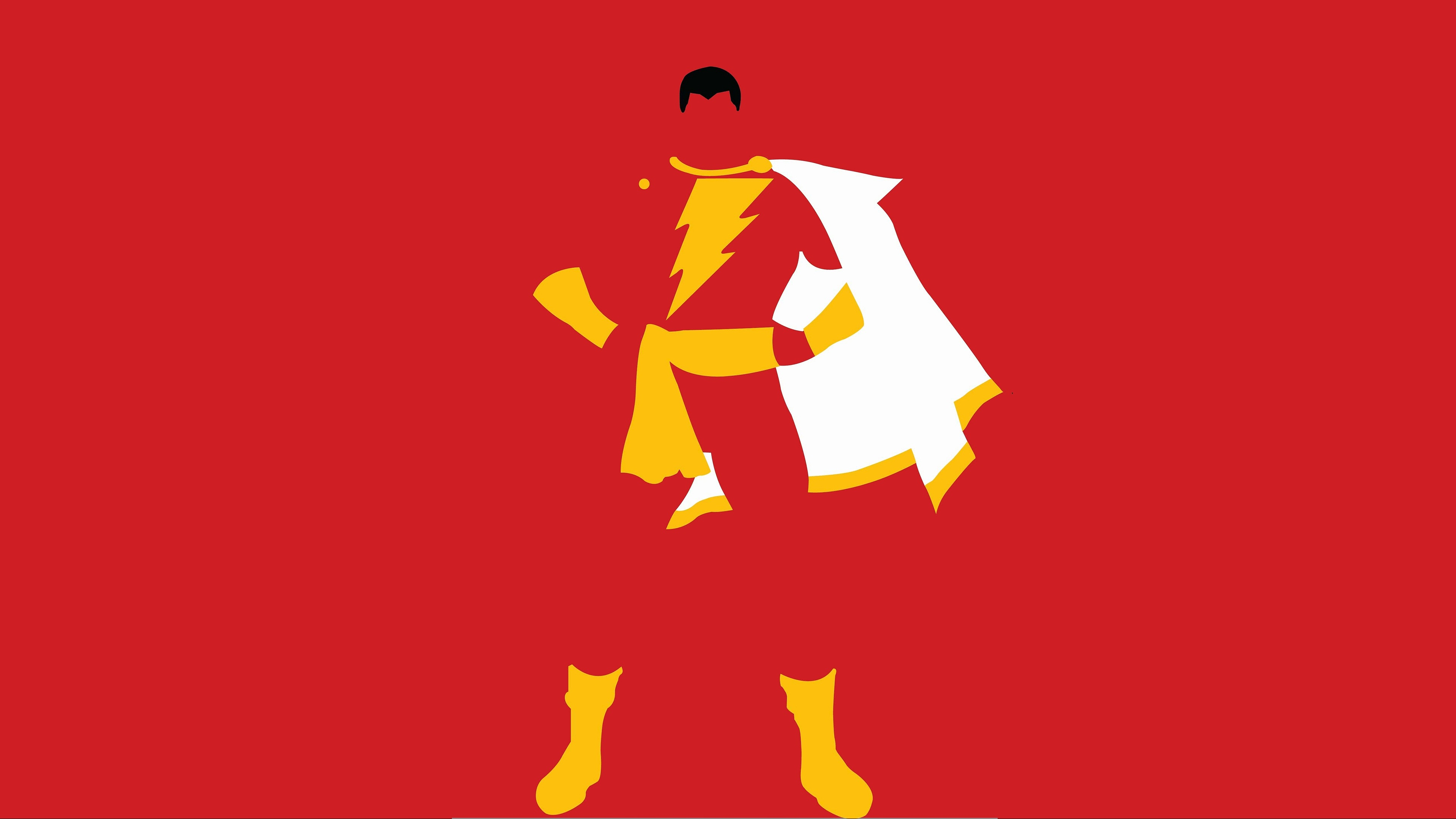 3840x2160 - Shazam! Wallpapers 15