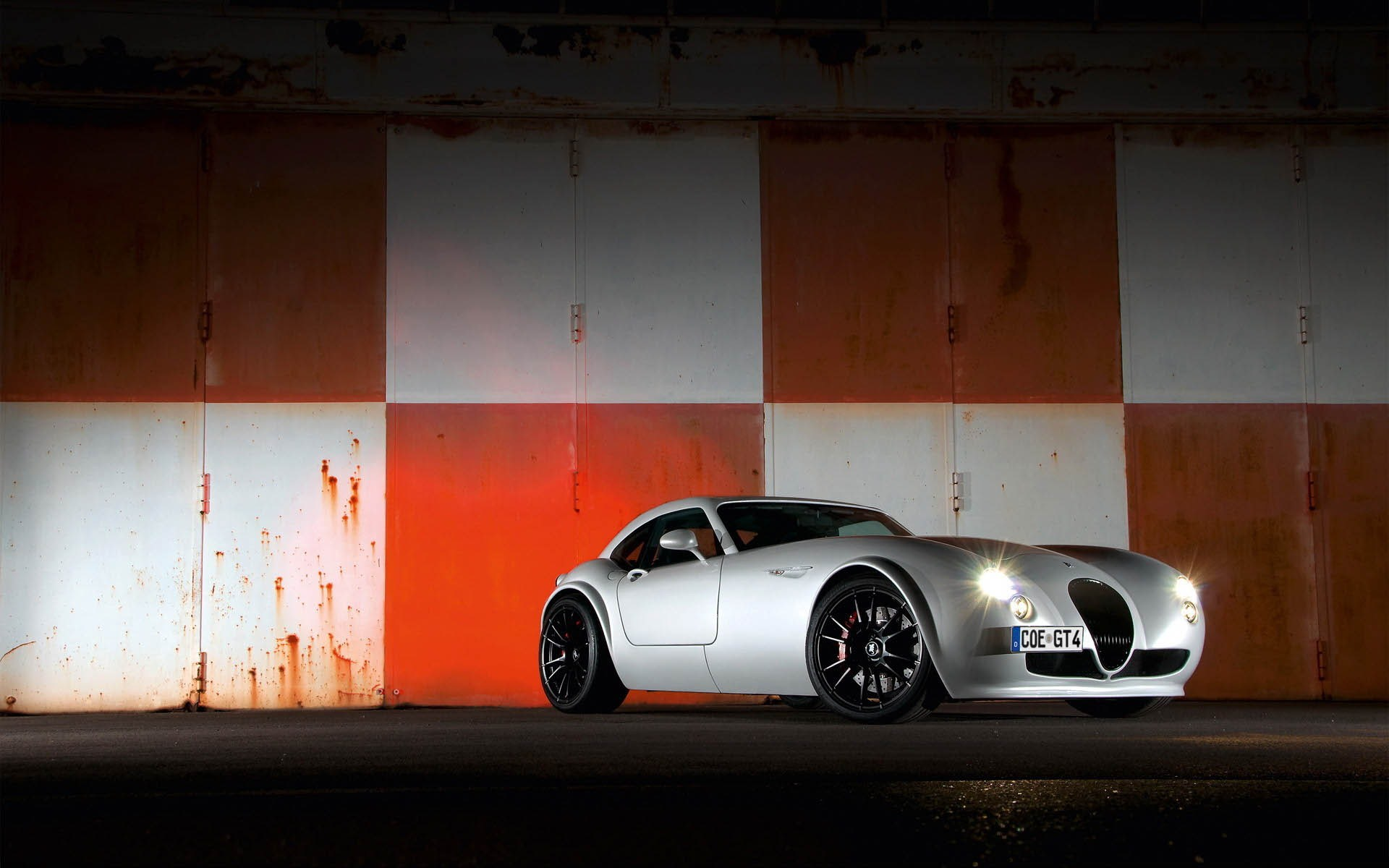 1920x1200 - Wiesmann GT MF4 Wallpapers 27