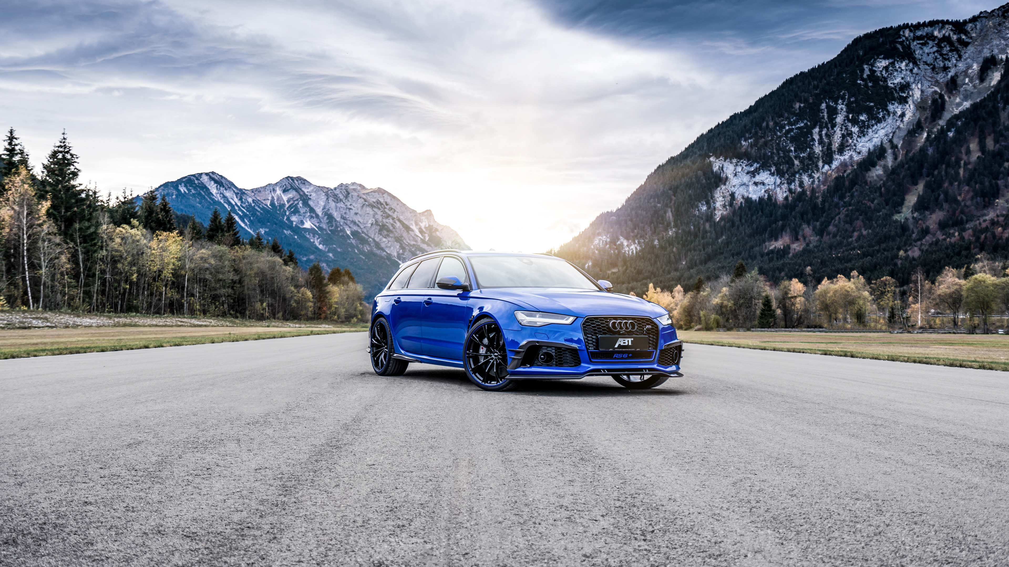 3840x2160 - Audi RS6 Wallpapers 12