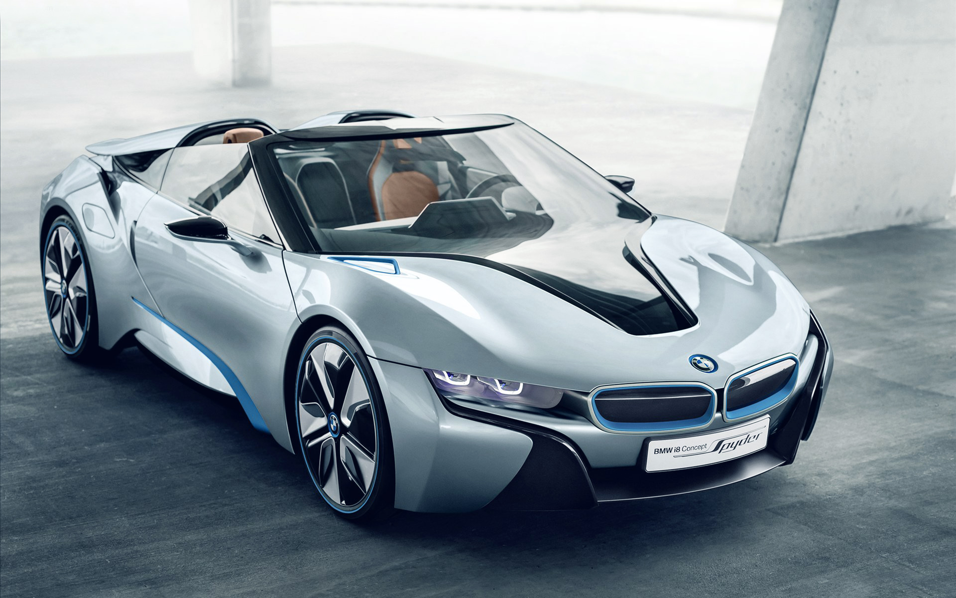 1920x1200 - BMW i3 Concept Wallpapers 9