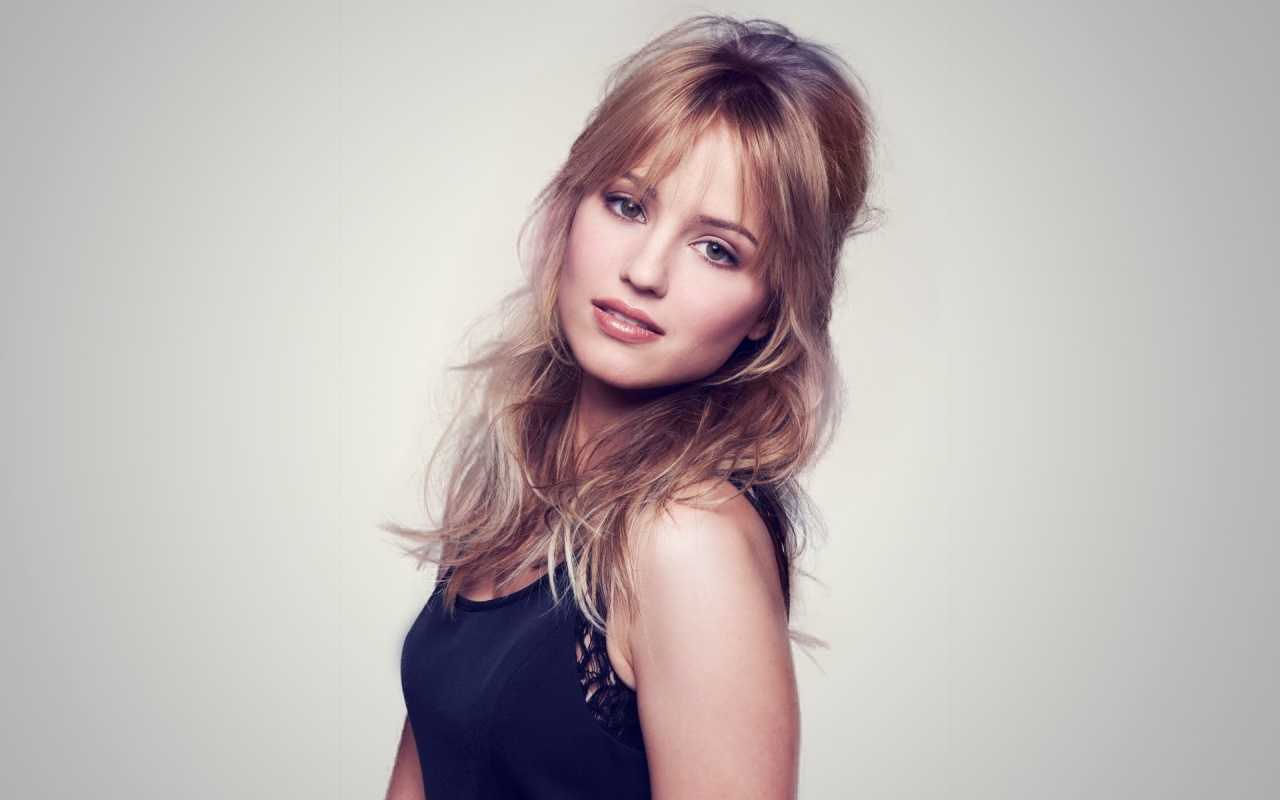 1280x800 - Dianna Agron Wallpapers 3