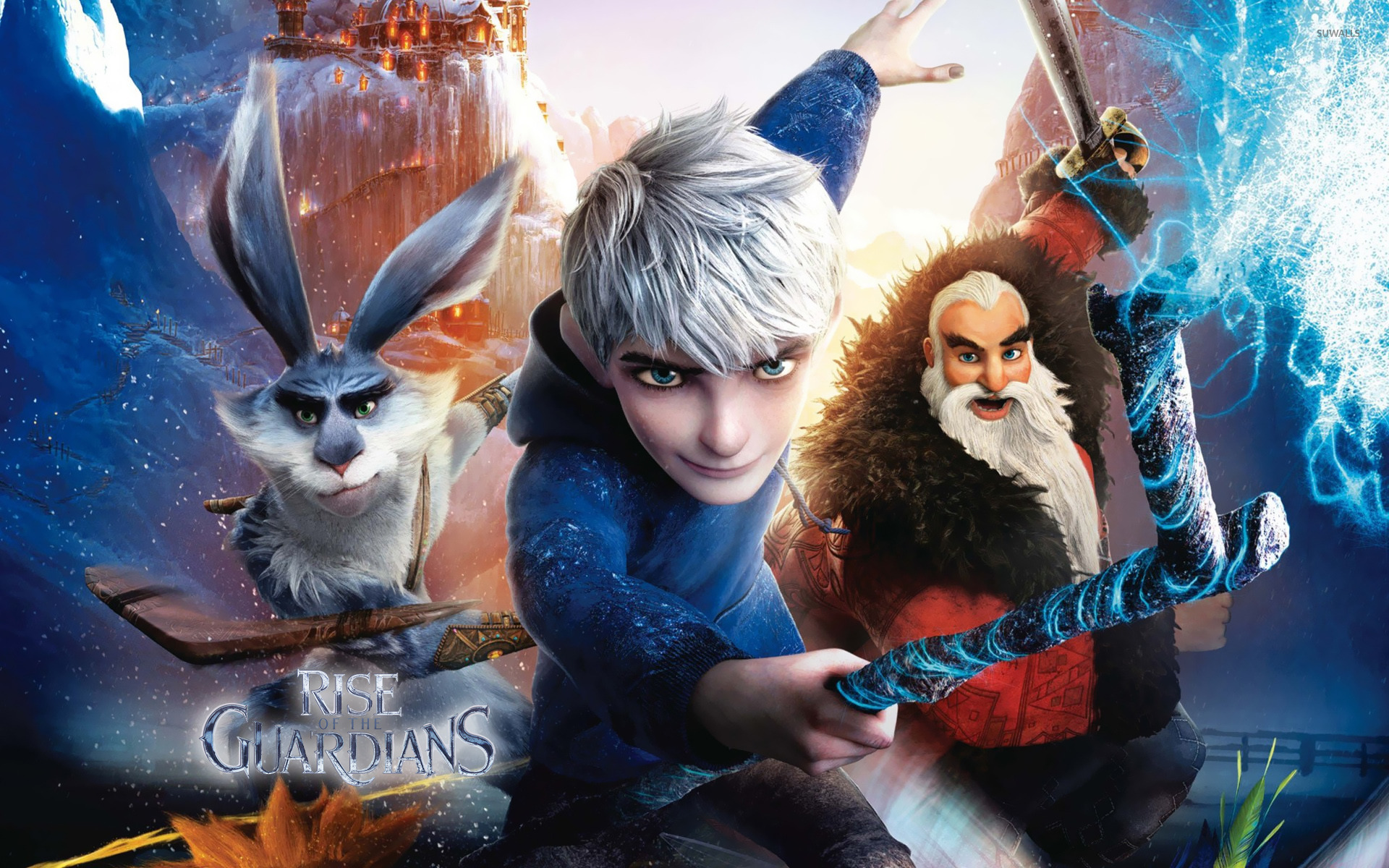 1920x1200 - Rise Of The Guardians Wallpapers 4