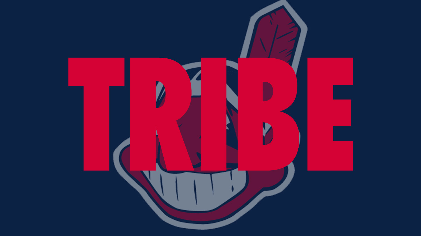 1366x768 - Cleveland Indians Wallpapers 8