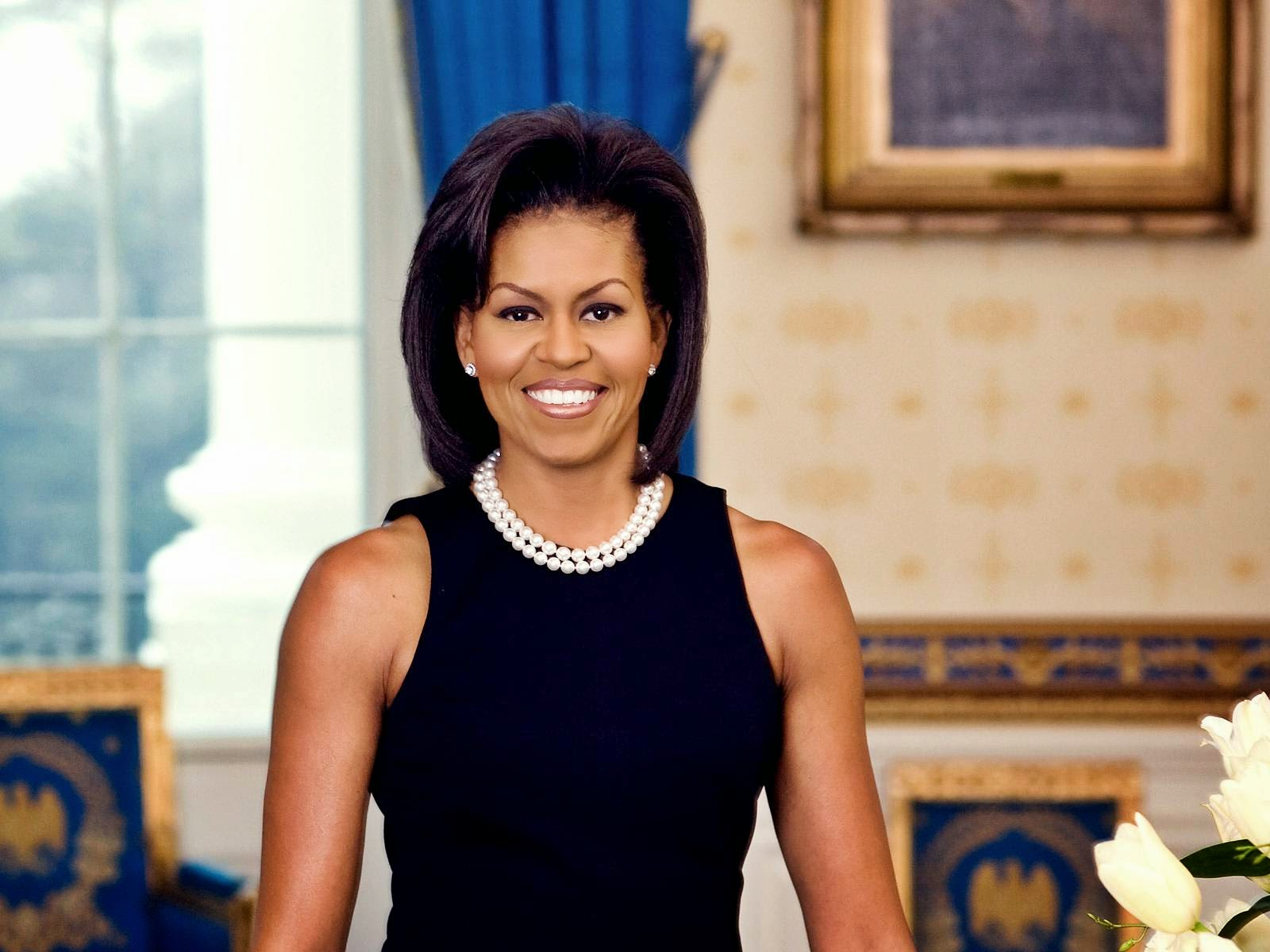 1600x1200 - Michelle Obama Wallpapers 9