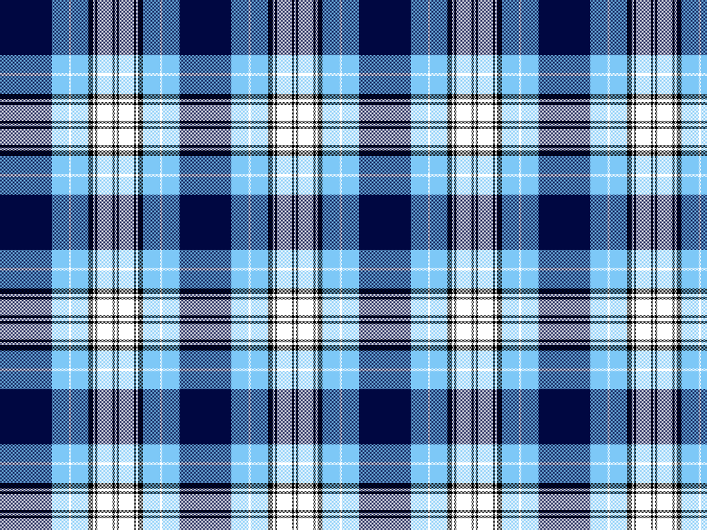 1024x768 - Blue Plaid 19
