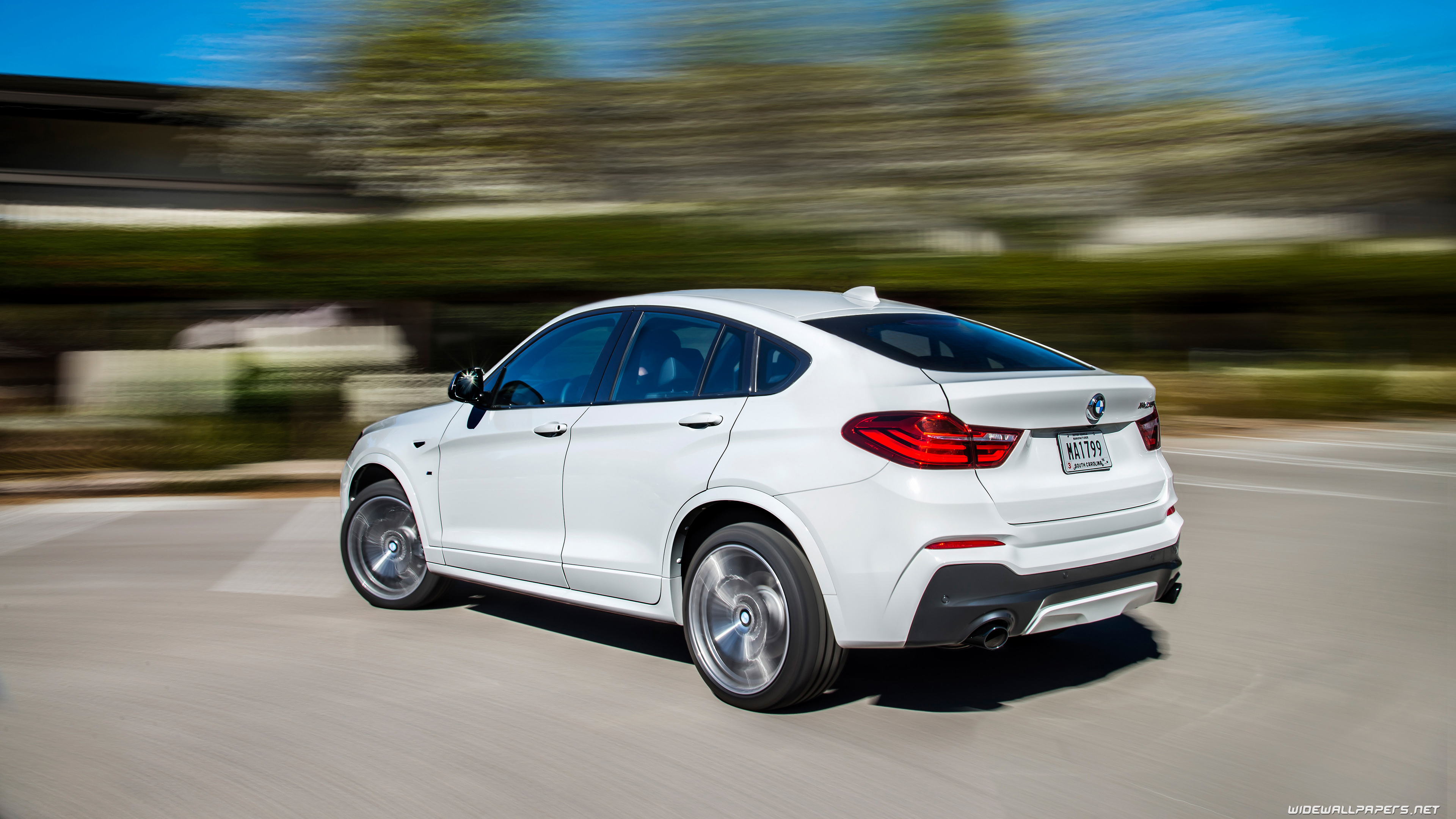 3840x2160 - BMW X4 Wallpapers 8