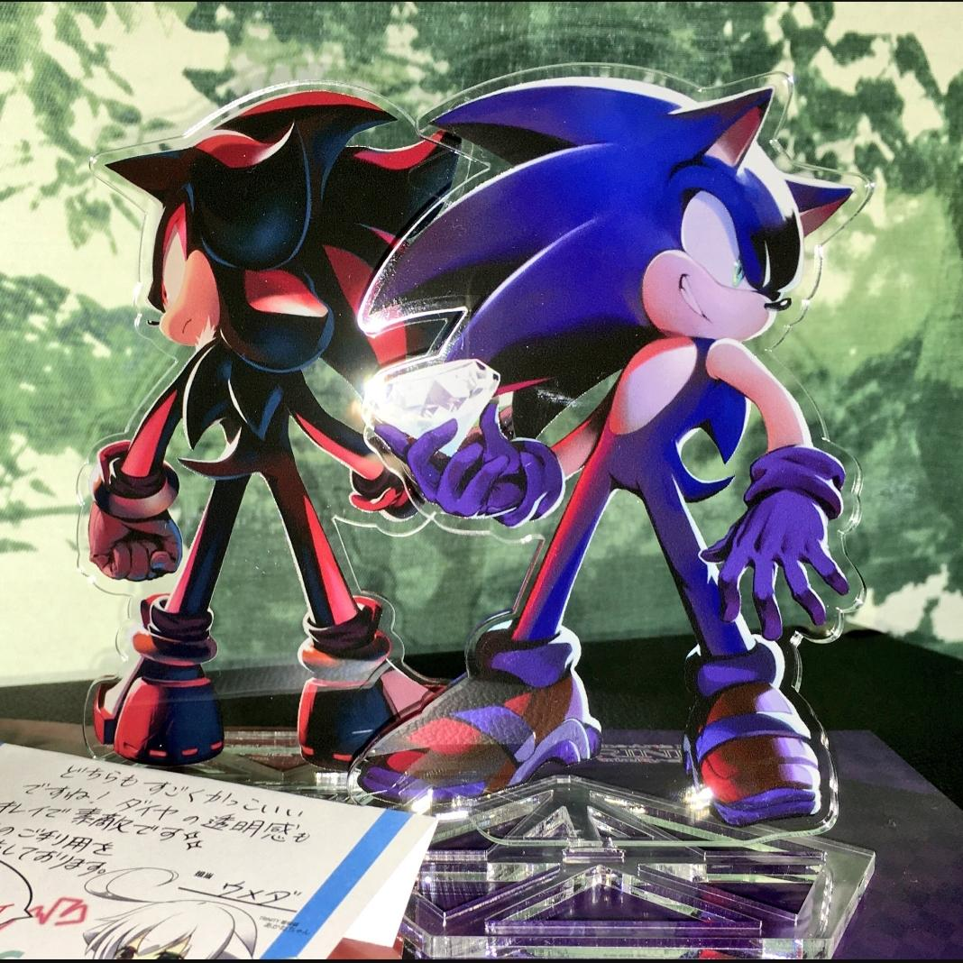 1068x1068 - Sonic and Shadow 7