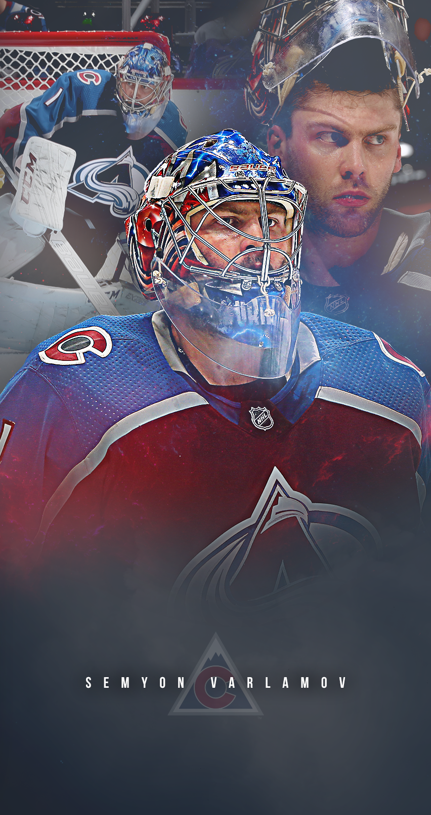 852x1608 - Colorado Avalanche Wallpapers 18