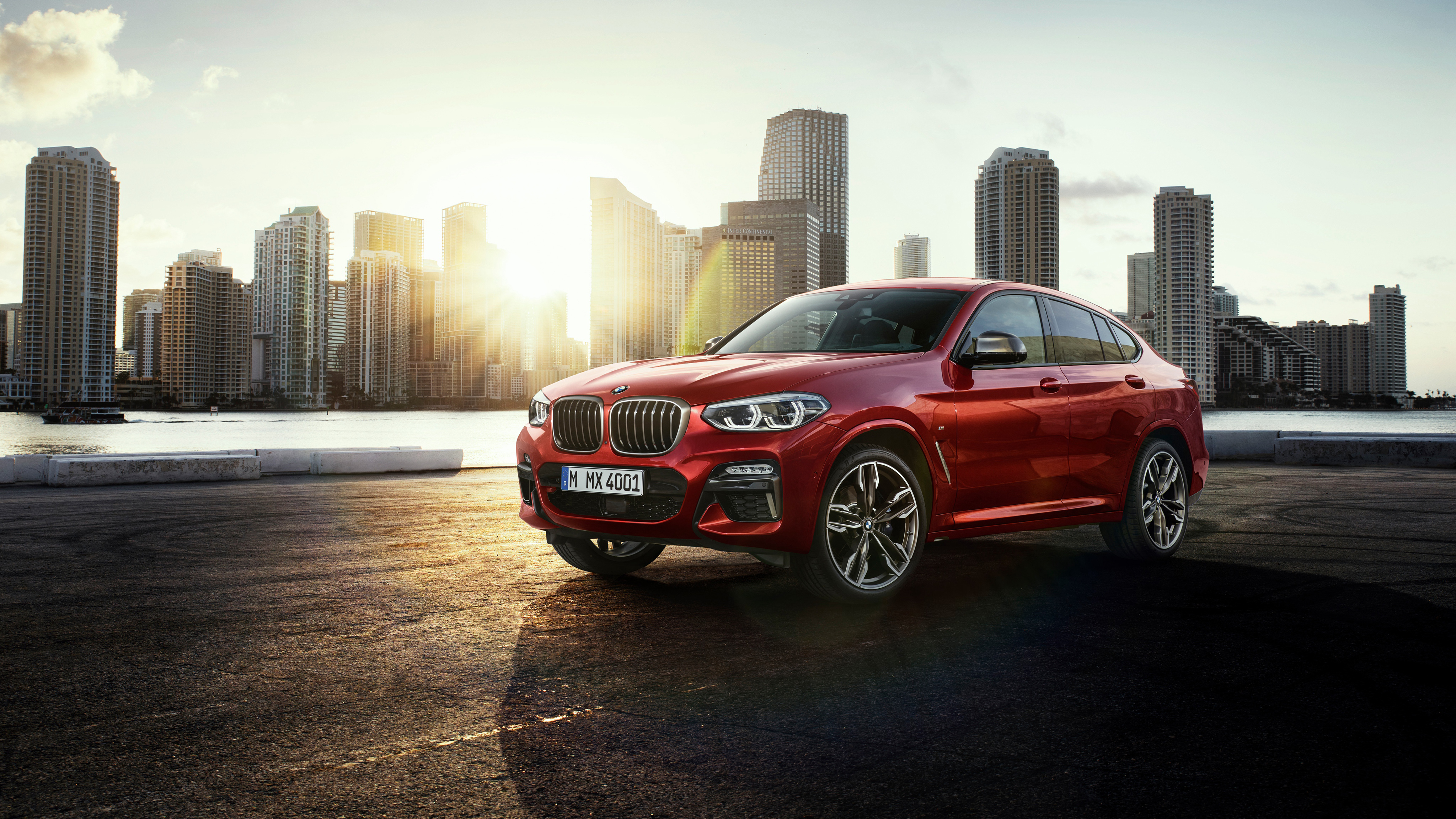 4096x2304 - BMW X4 Wallpapers 1