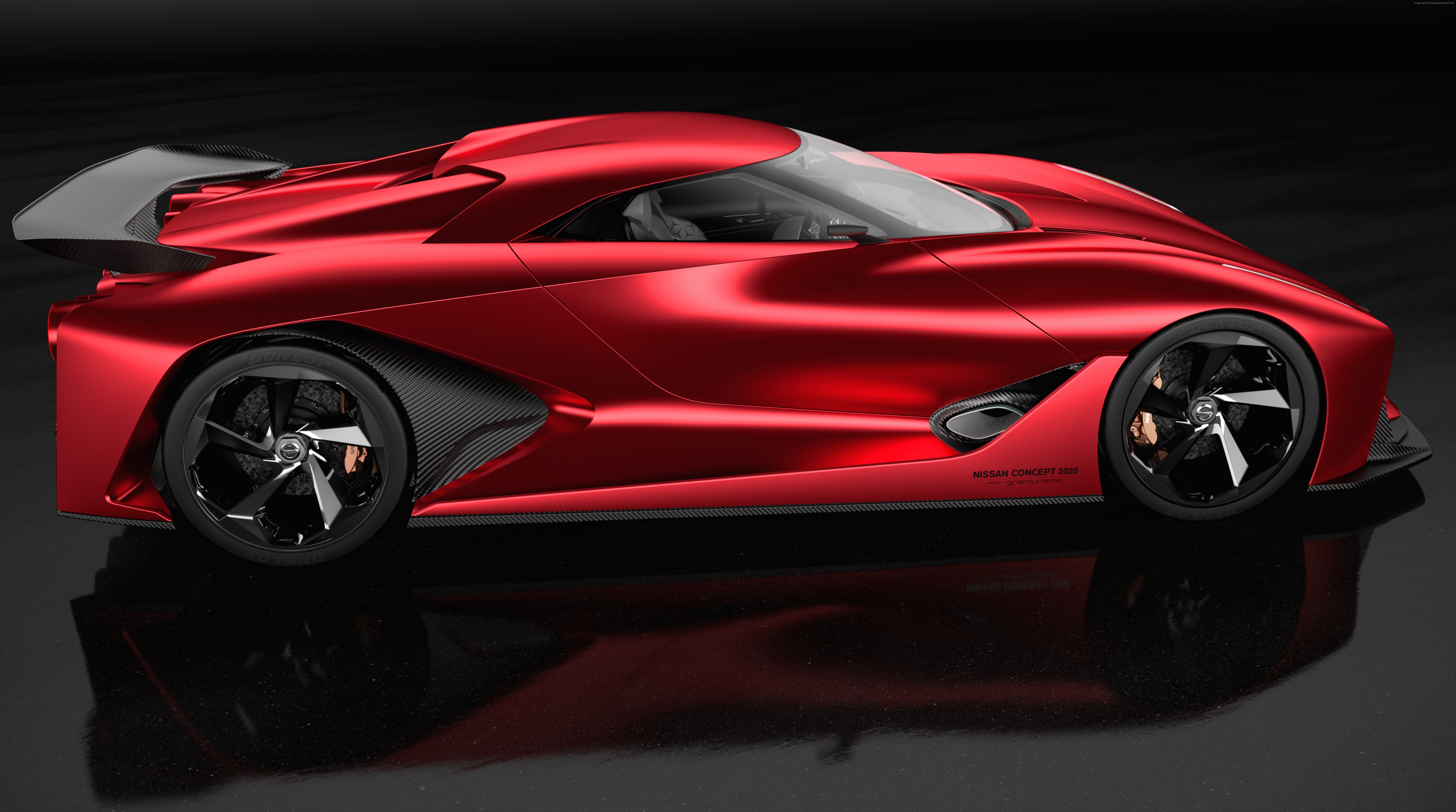8344x4656 - Nissan Concept Wallpapers 26