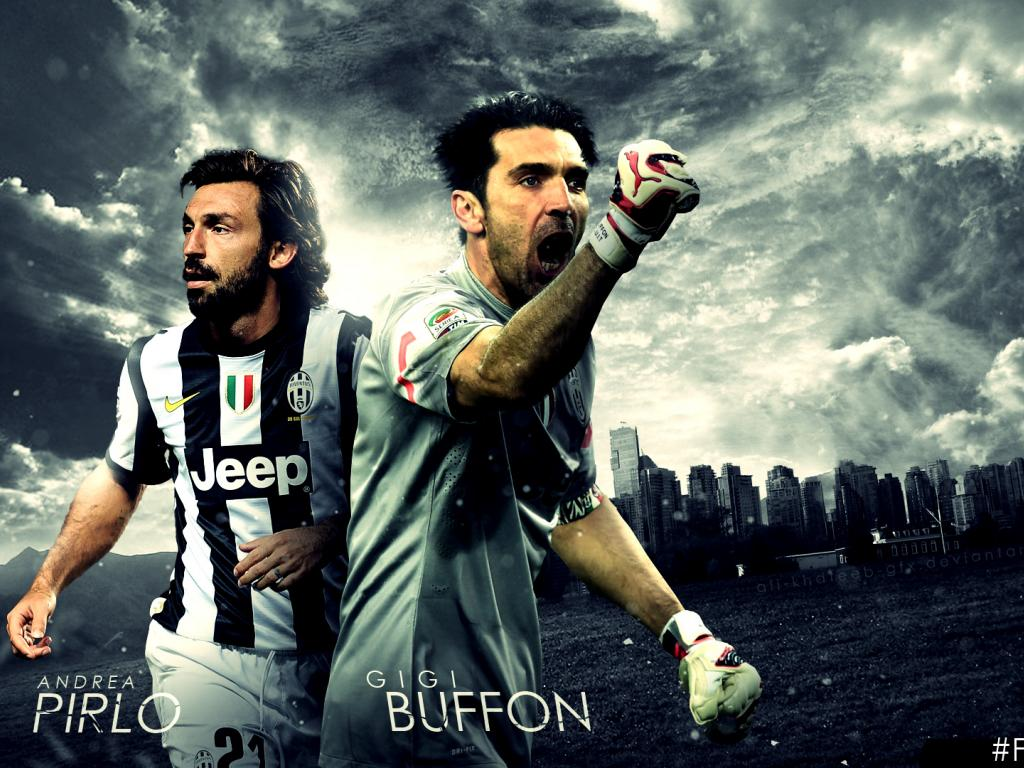1024x768 - Andrea Pirlo Wallpapers 32