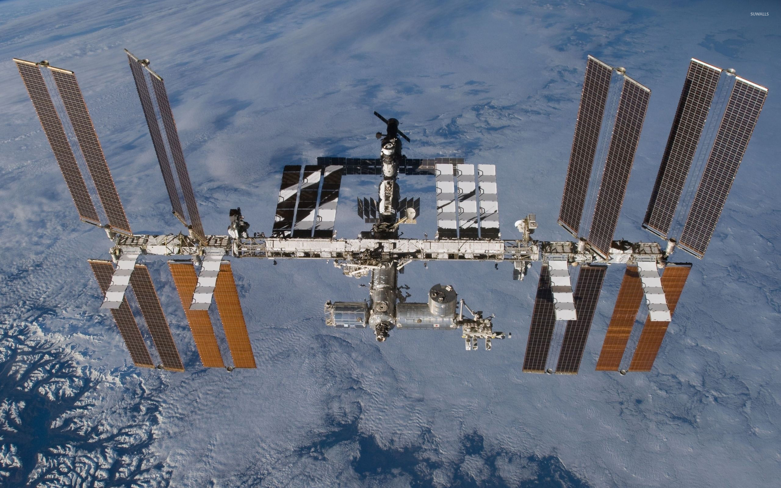 2560x1600 - Space Station Wallpapers 23