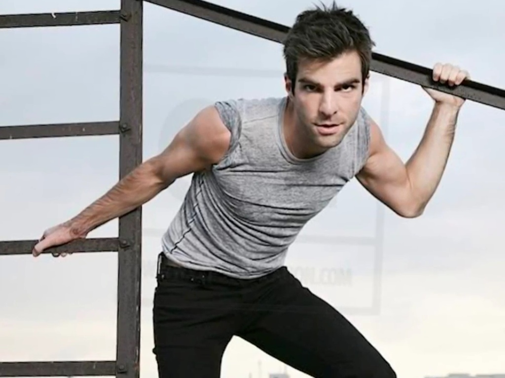 1024x768 - Zachary Quinto Wallpapers 34