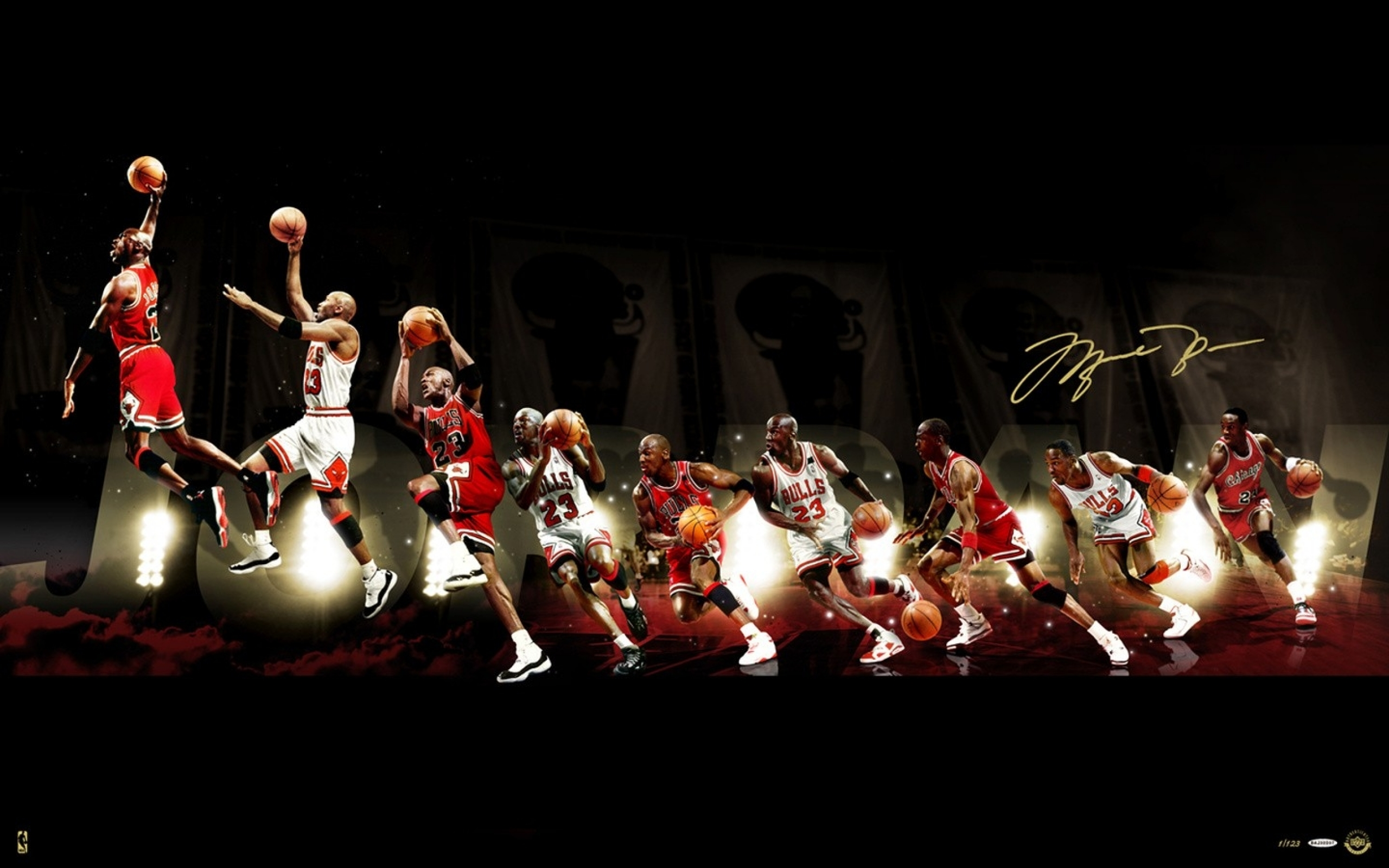2560x1600 - Michael Jordan Wallpapers 2