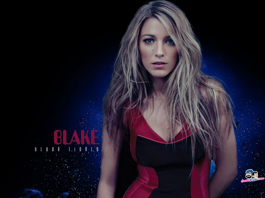 1024x768 - Blake Lively Wallpapers 16
