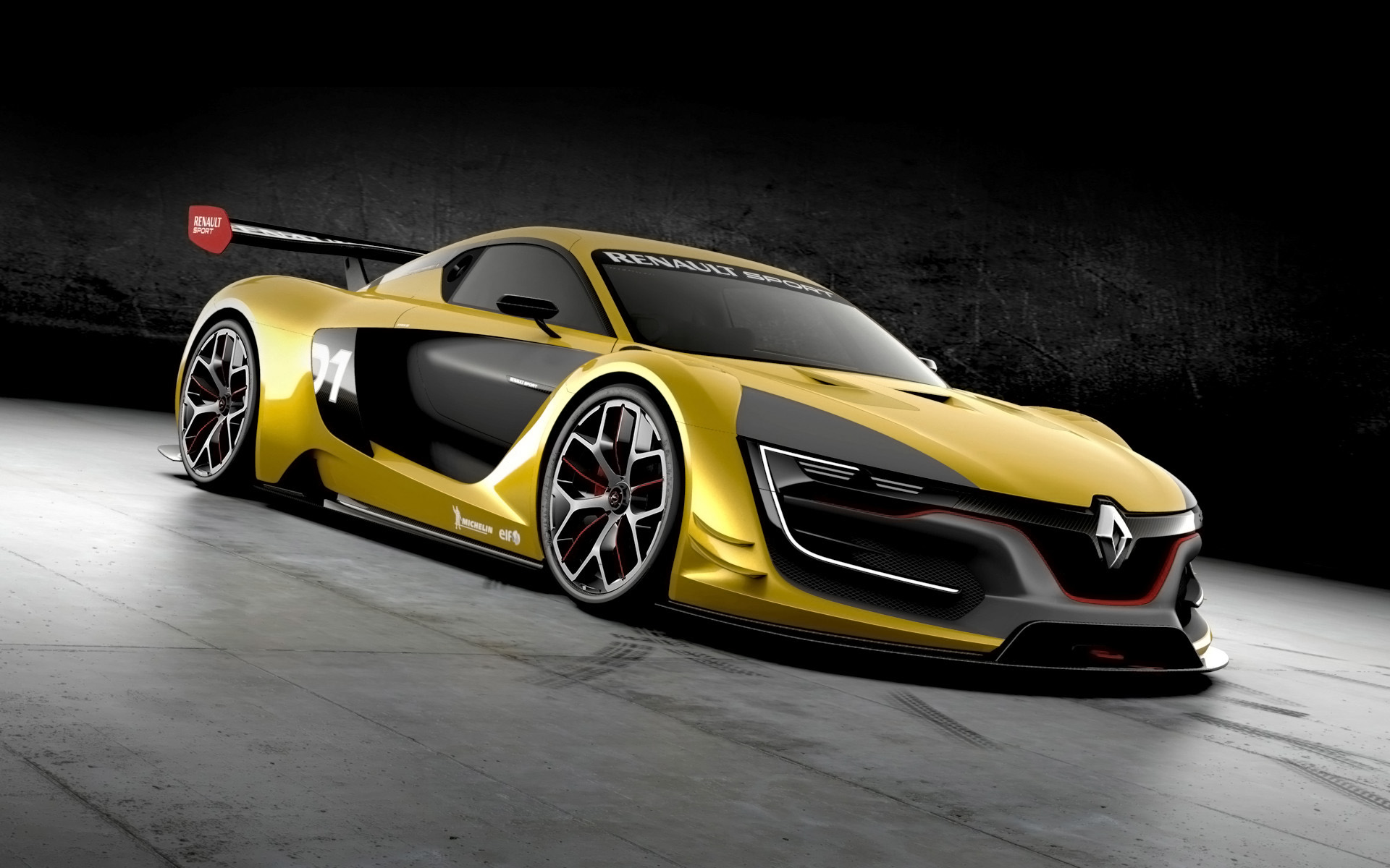 1920x1200 - Renault RS Wallpapers 15