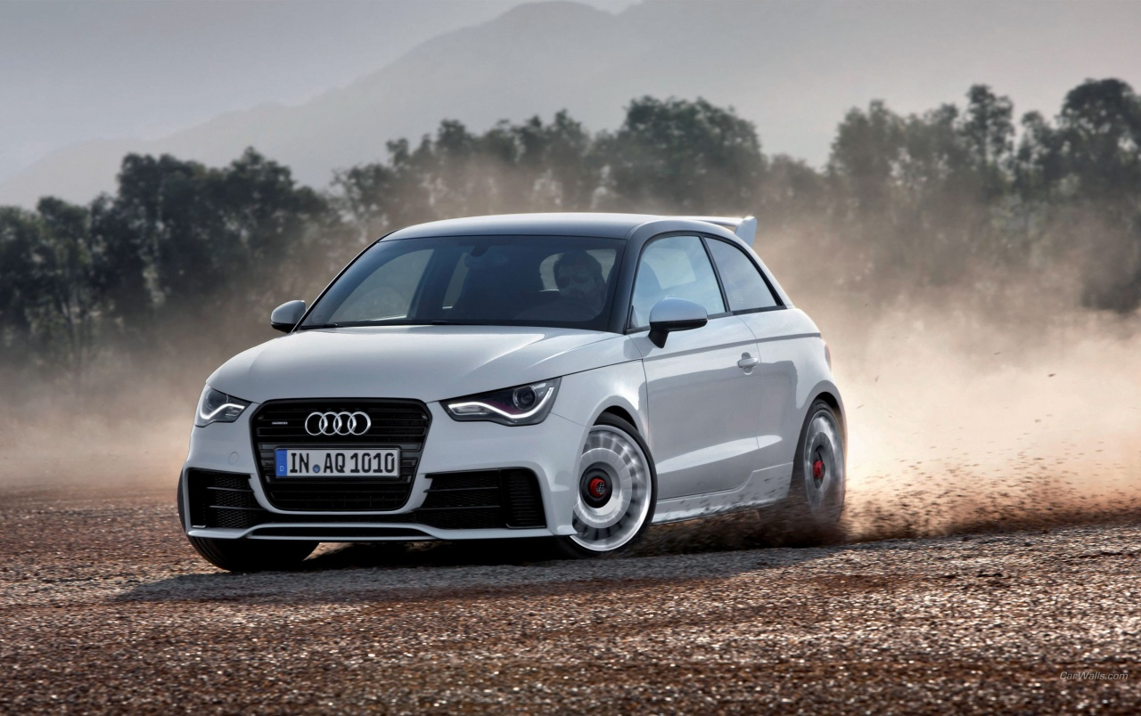 1280x804 - Audi A1 Wallpapers 31