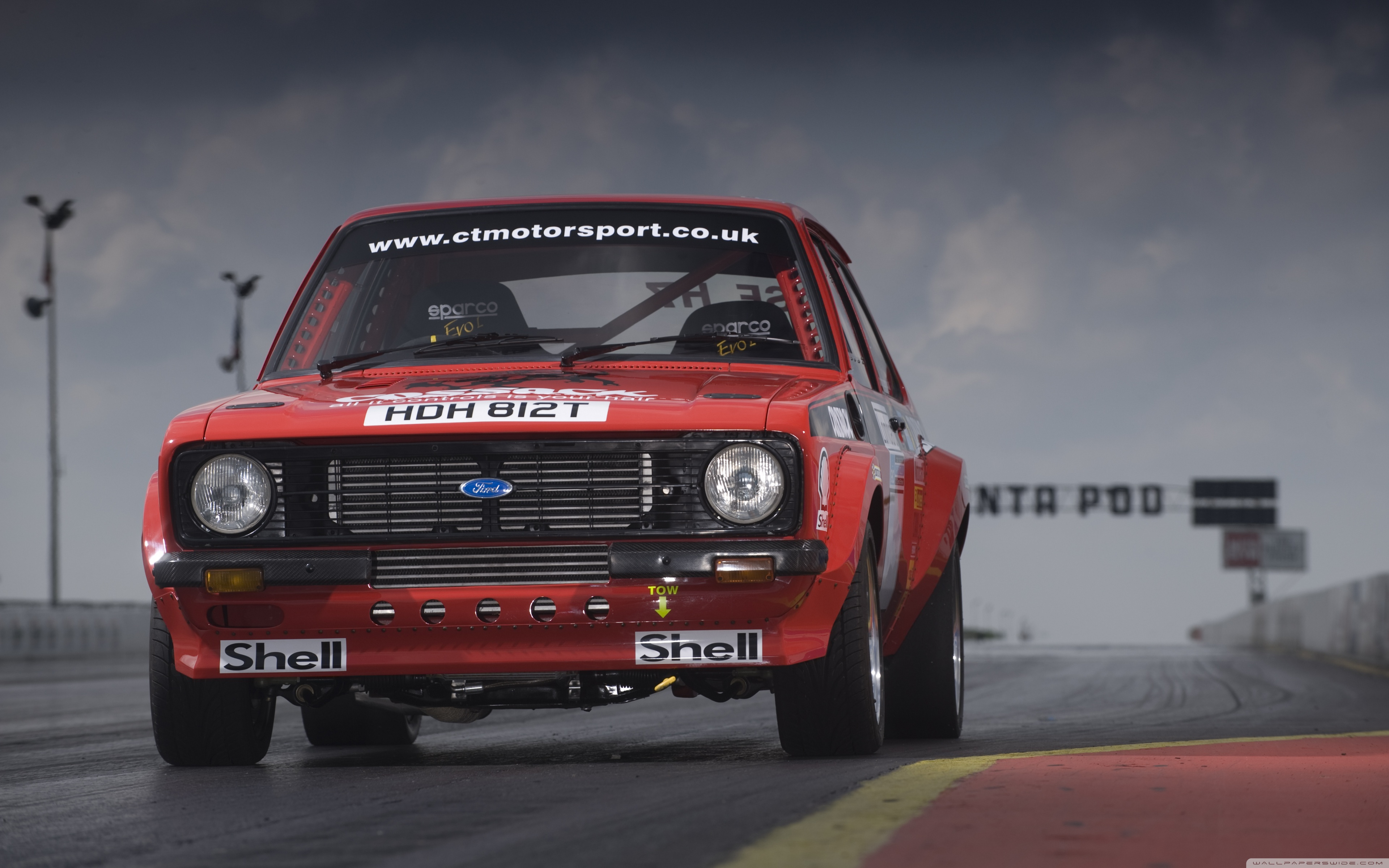 3840x2400 - Ford Escort Wallpapers 5