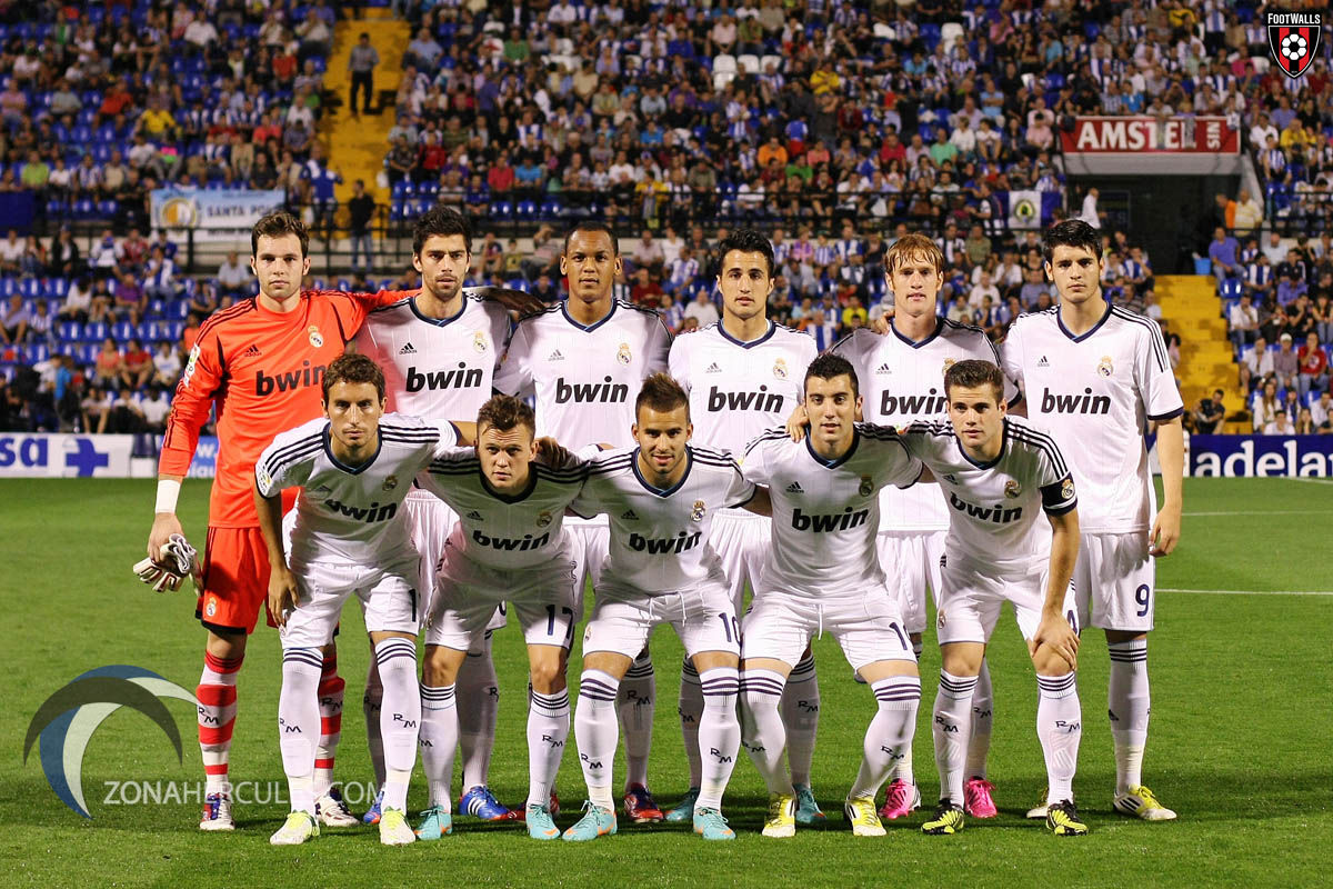 1200x800 - Real Madrid Castilla Wallpapers 2