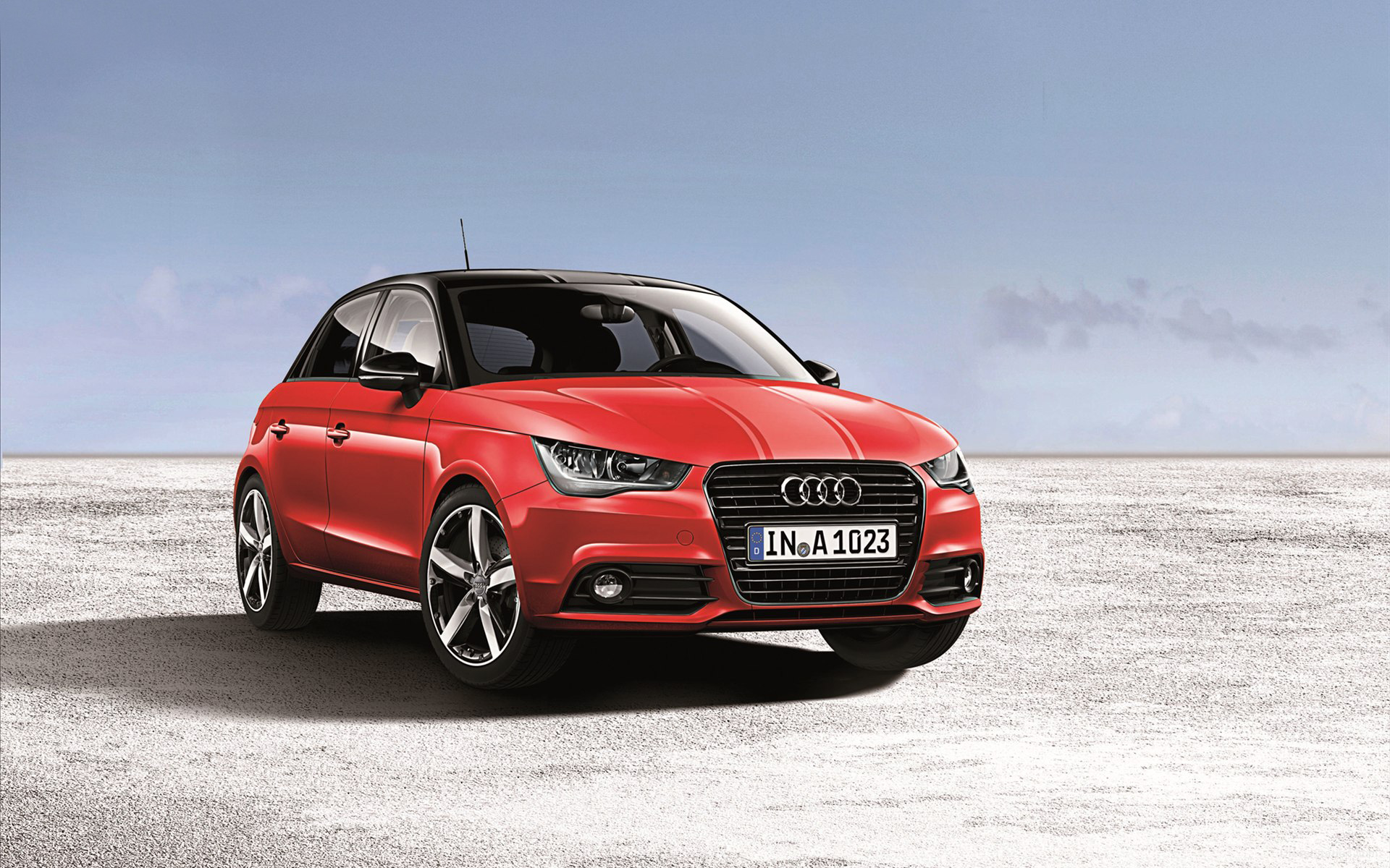 1920x1200 - Audi A1 Wallpapers 5