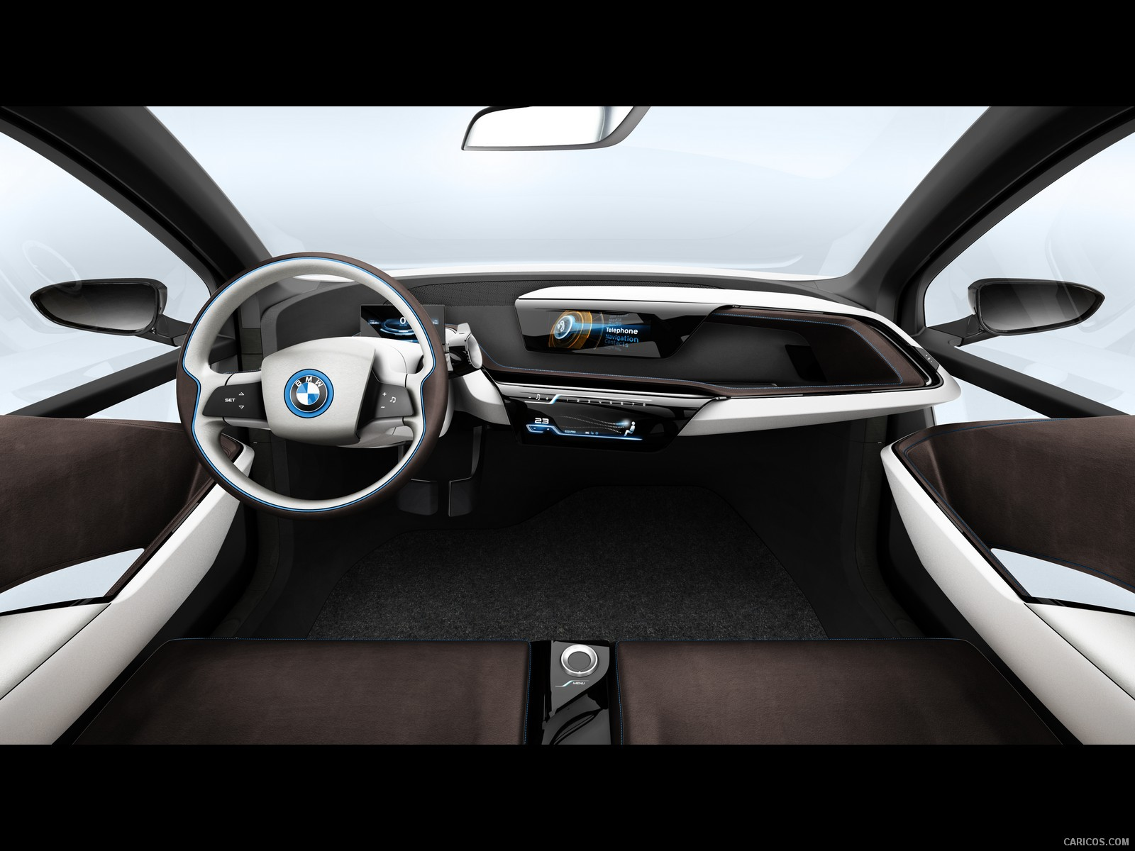 1600x1200 - BMW i3 Concept Wallpapers 28