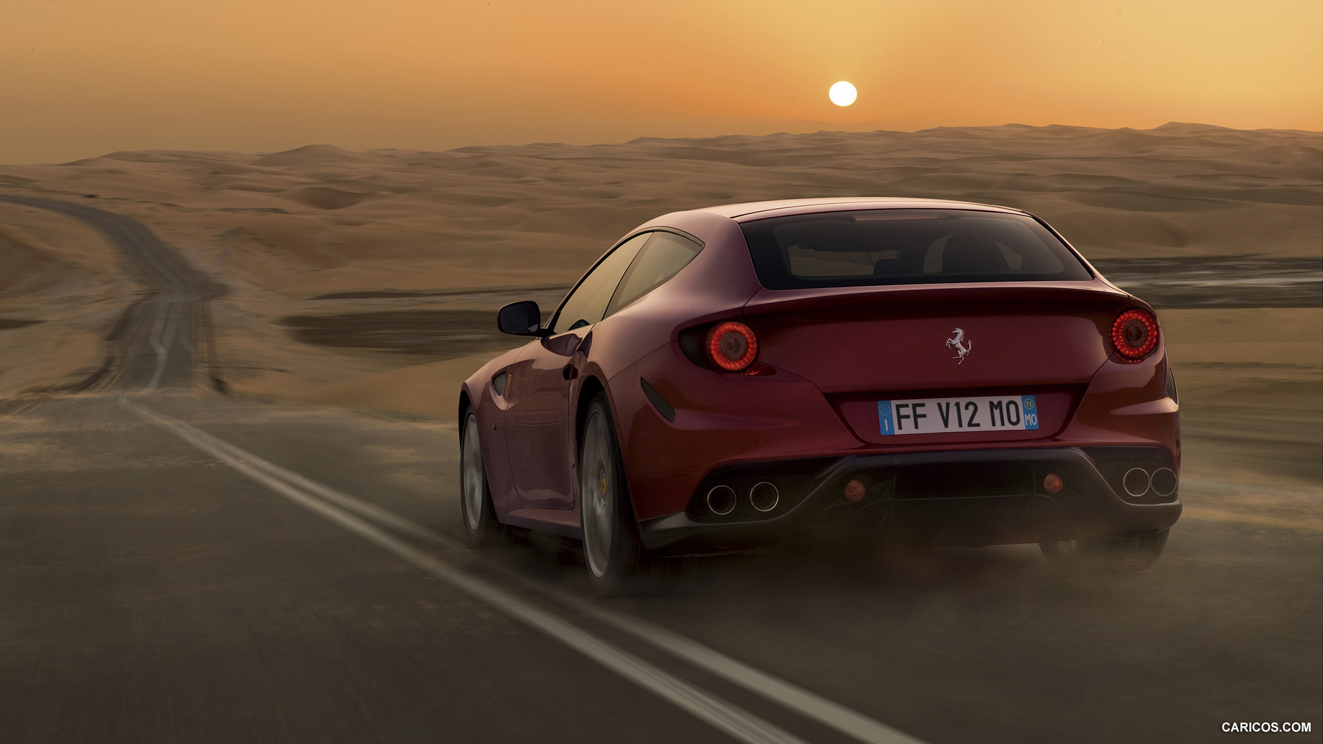 1920x1080 - Ferrari FF Wallpapers 11