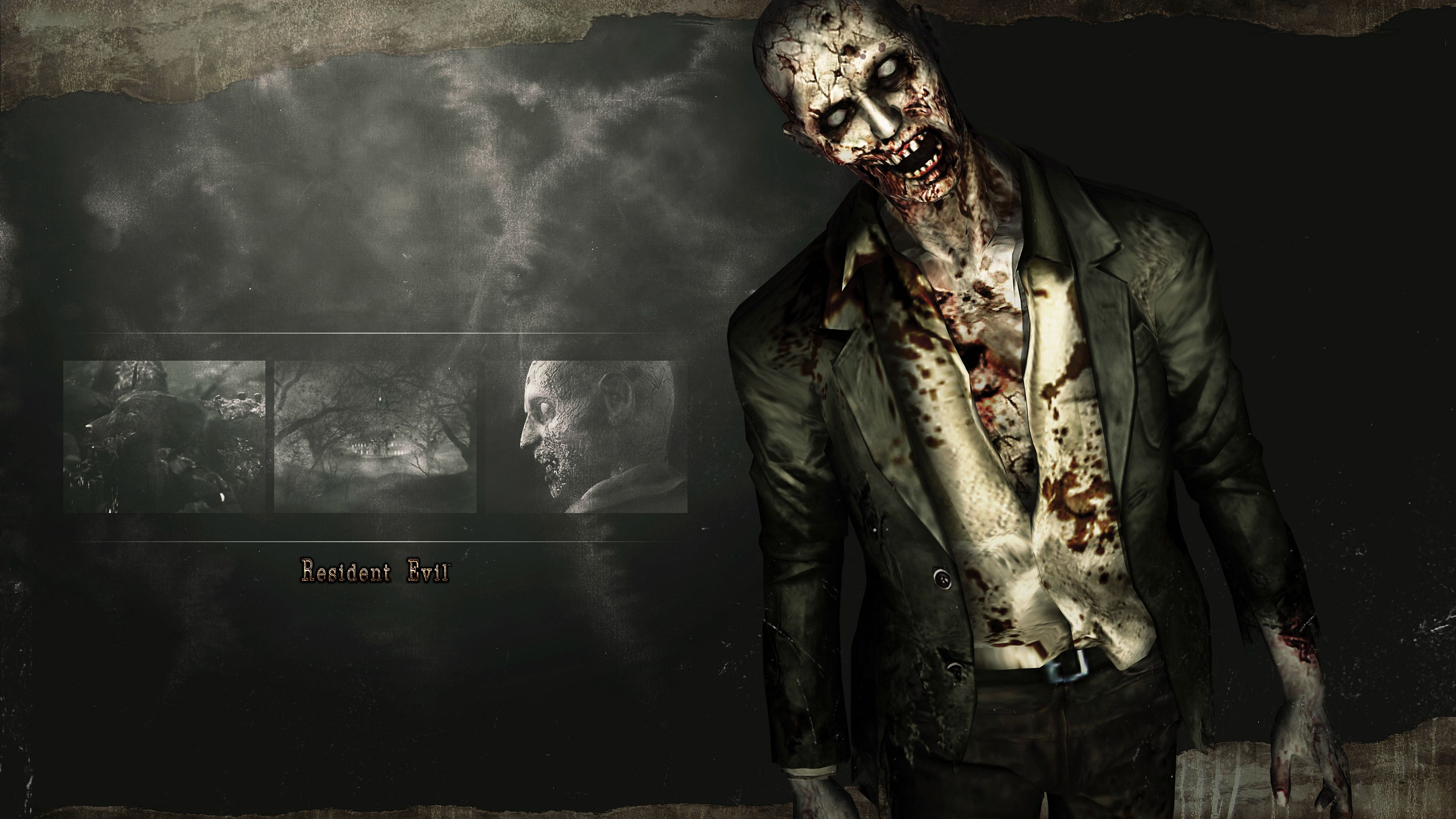 3456x1944 - Resident Evil HD Wallpapers 2