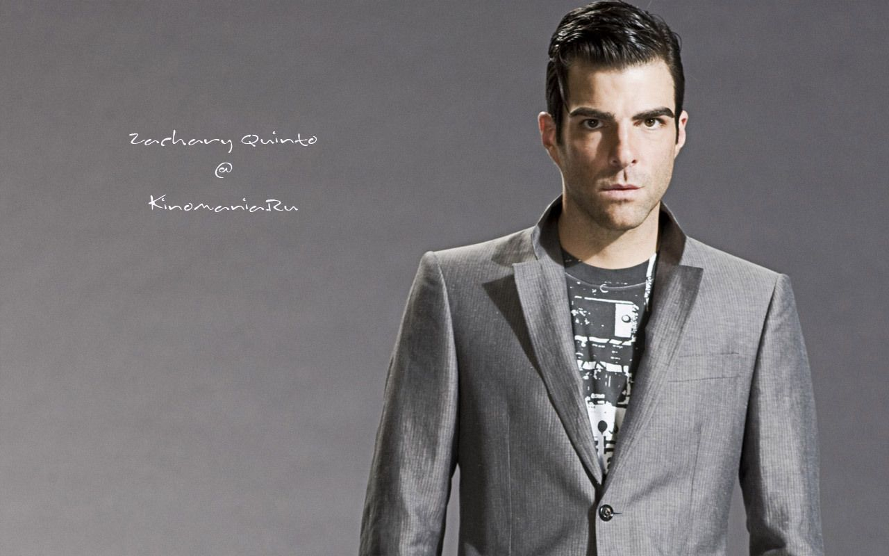 1280x800 - Zachary Quinto Wallpapers 29
