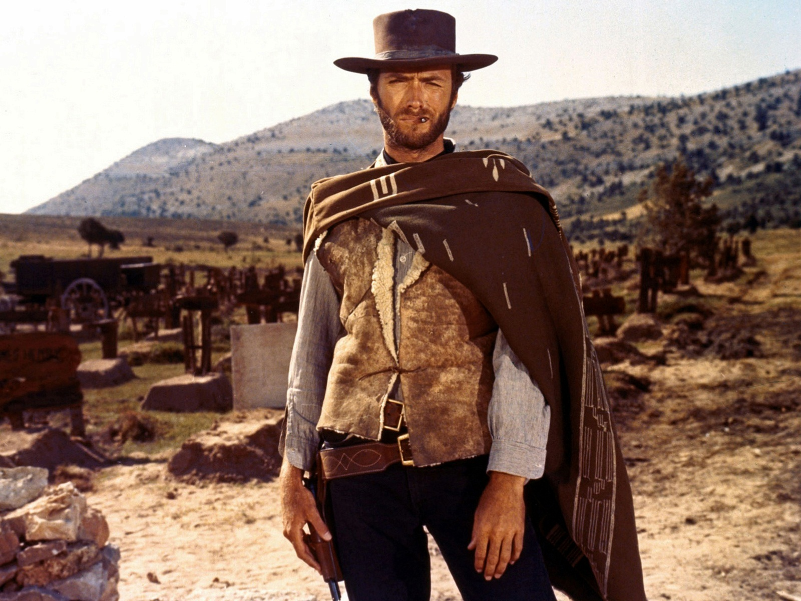 1600x1200 - Clint Eastwood Wallpapers 3
