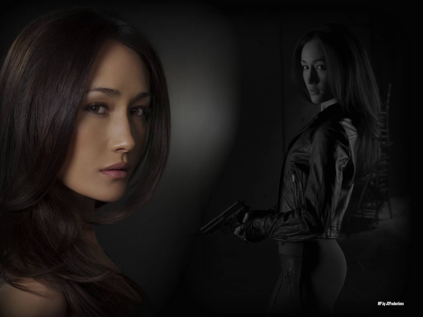 1600x1200 - Maggie Q Wallpapers 14