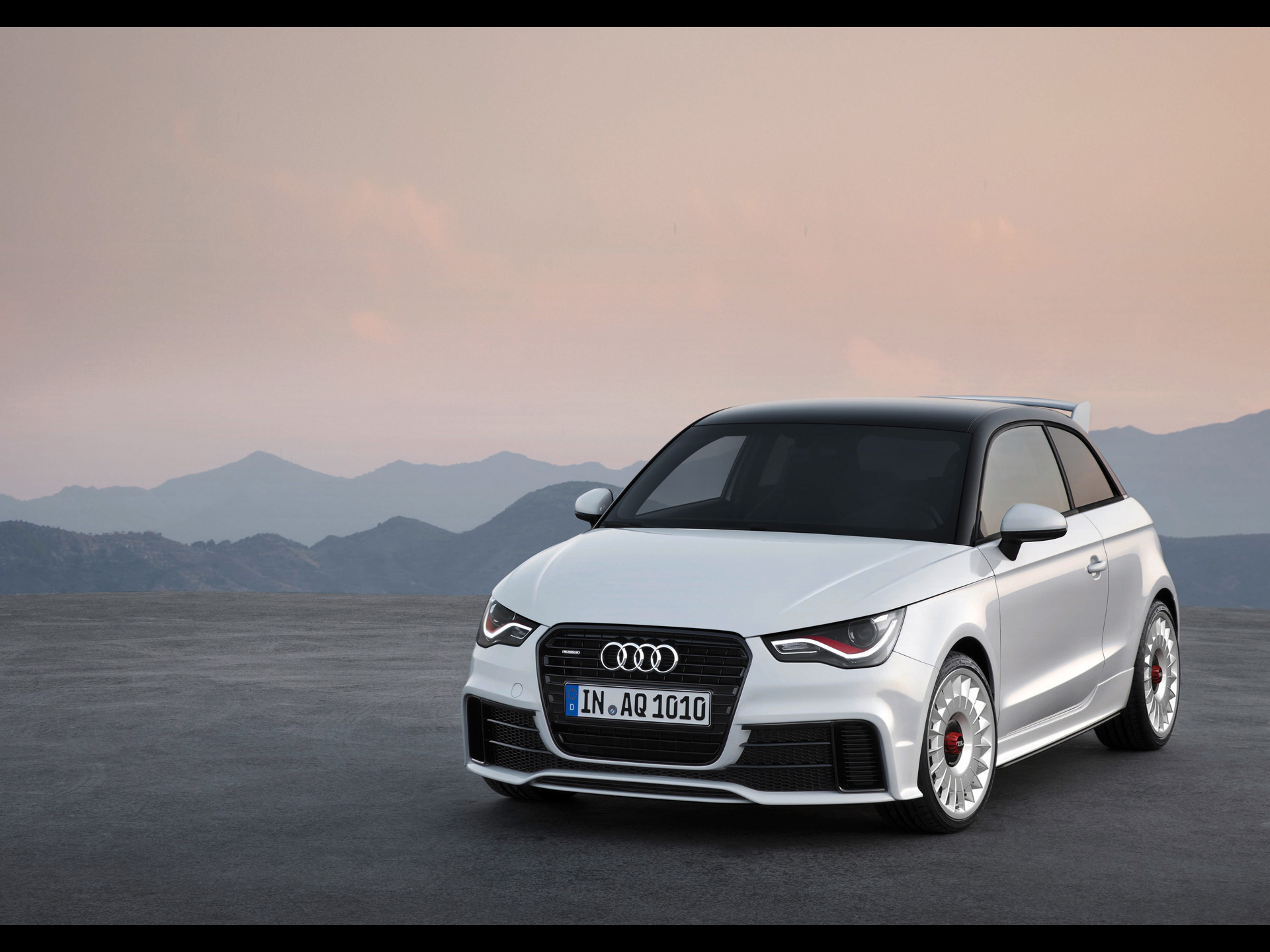 1920x1440 - Audi A1 Wallpapers 6