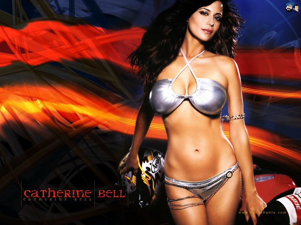 1024x768 - Catherine Bell Wallpapers 7