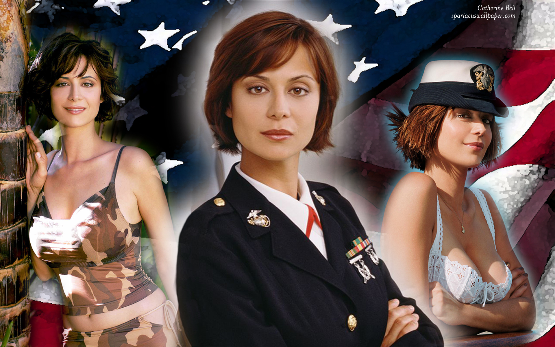 1920x1200 - Catherine Bell Wallpapers 21