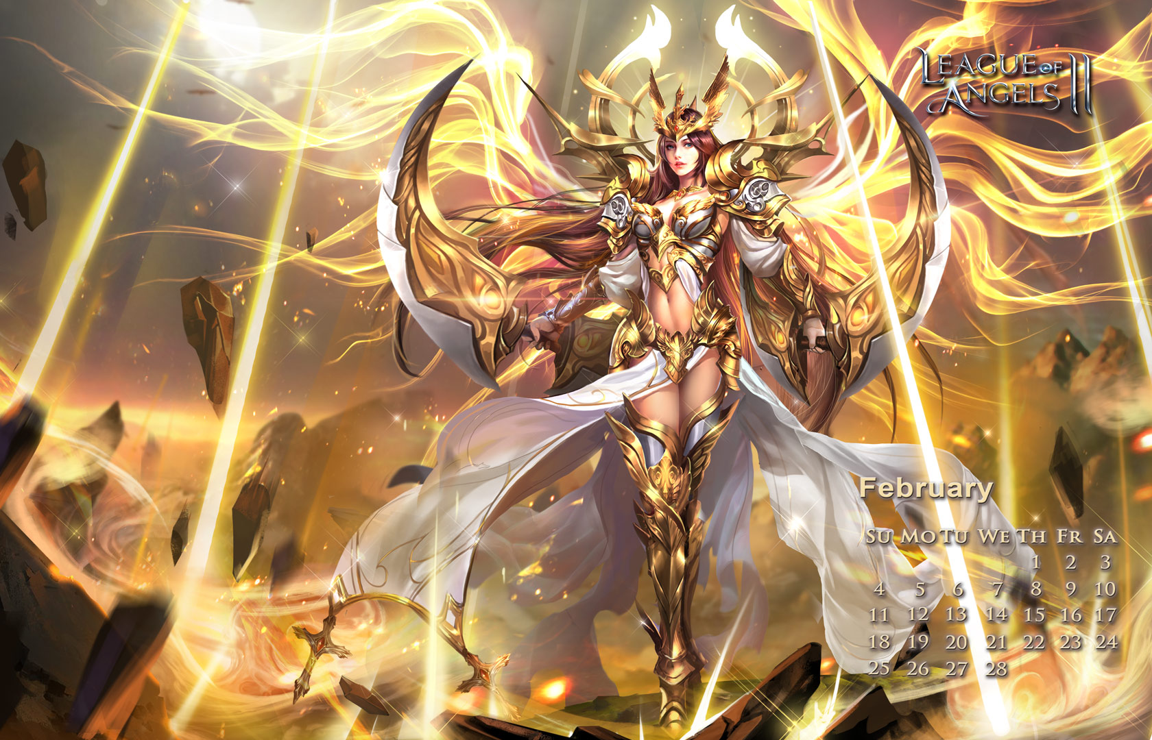1680x1080 - League Of Angels HD Wallpapers 21