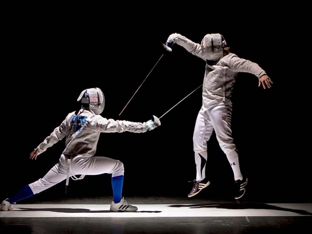 1024x768 - Fencing Wallpapers 29