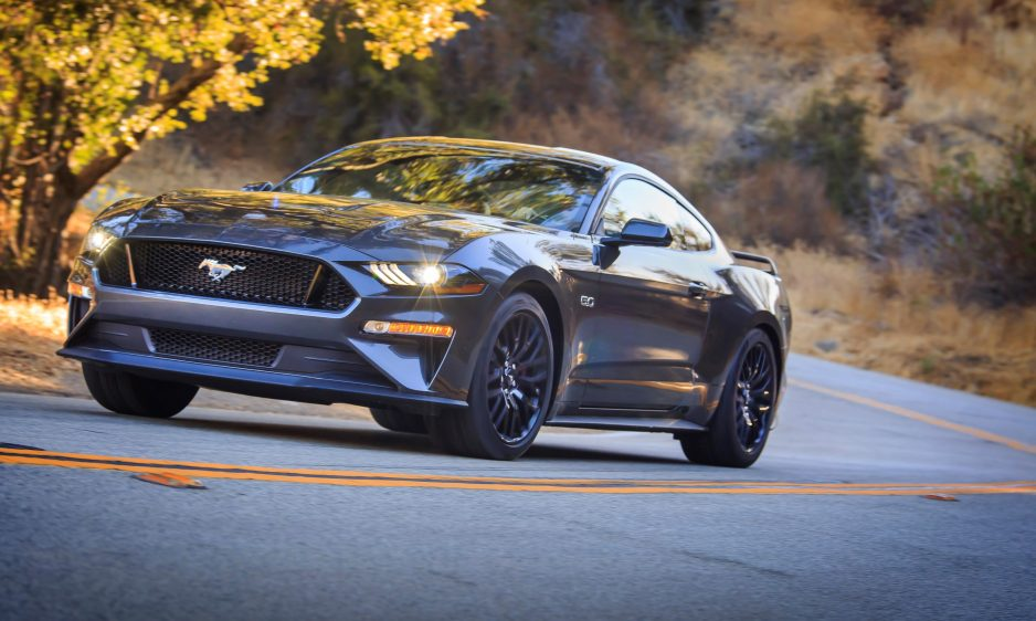 938x562 - Ford Mustang GT Wallpapers 6