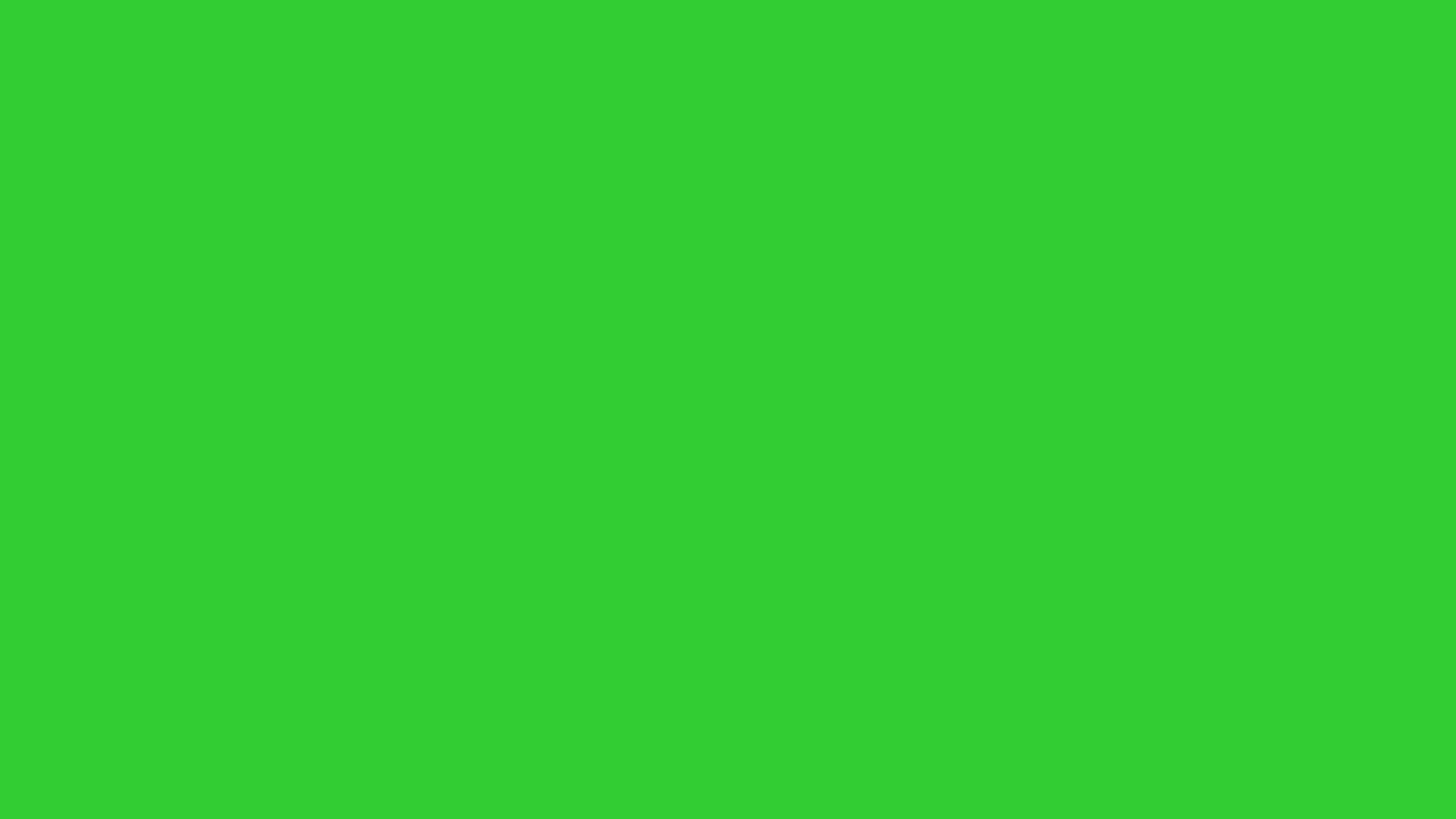 3840x2160 - Solid Green 25