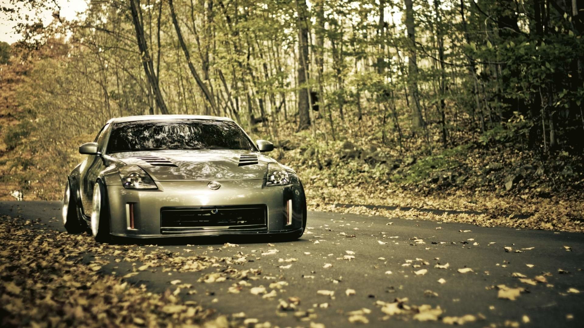 1920x1080 - Nissan 350Z Wallpapers 1