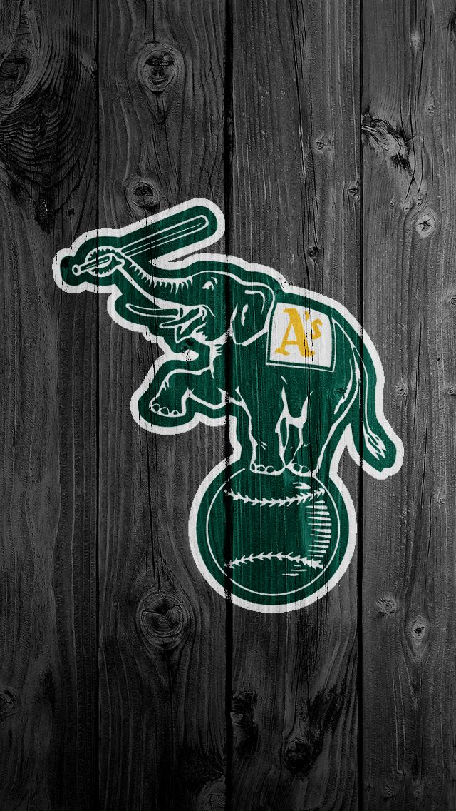 640x1136 - Oakland Athletics Wallpapers 3