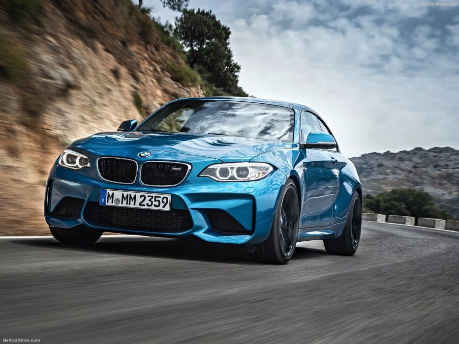 933x700 - BMW M2 Coupe Wallpapers 24