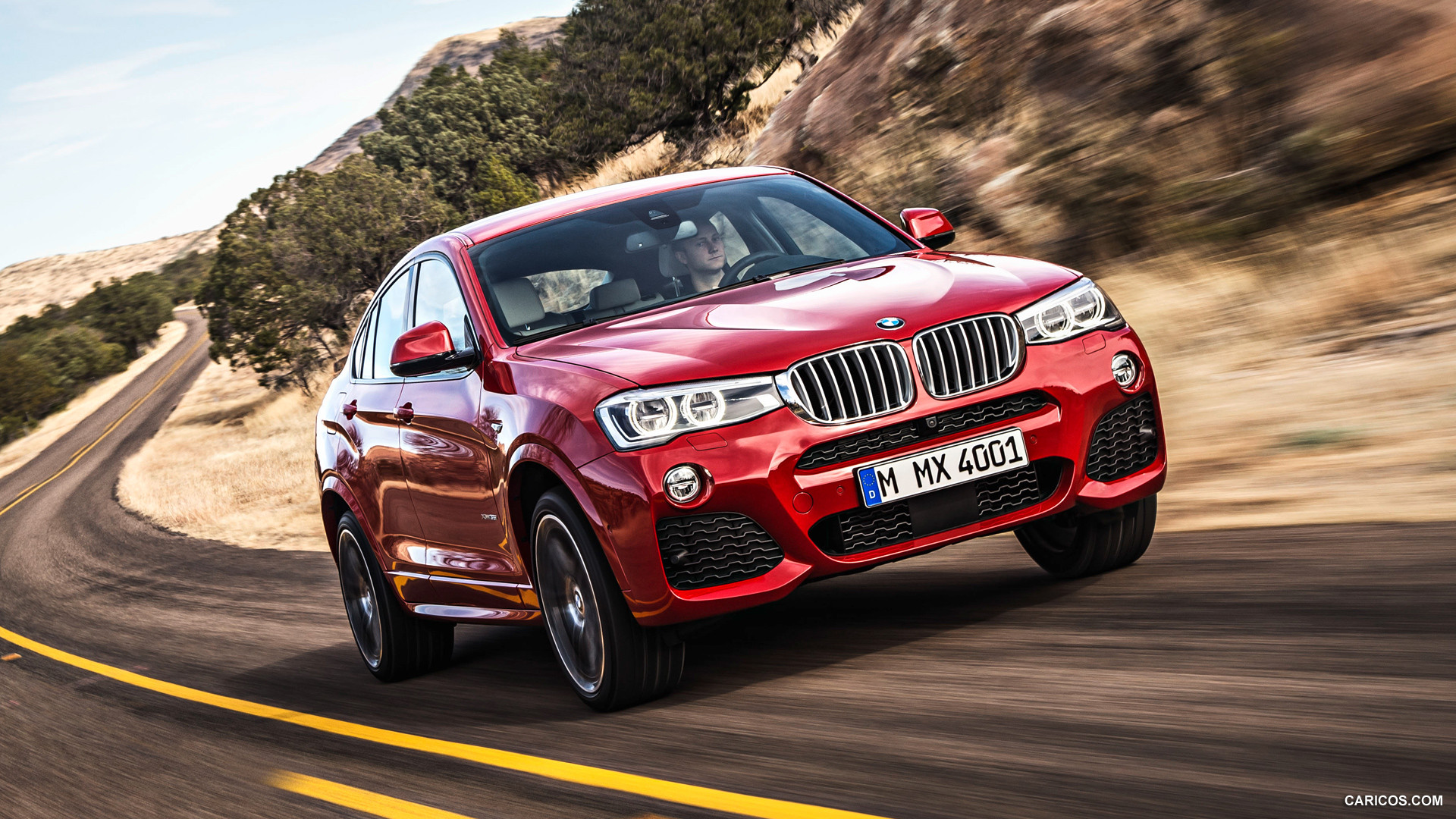 1920x1080 - BMW X4 Wallpapers 35