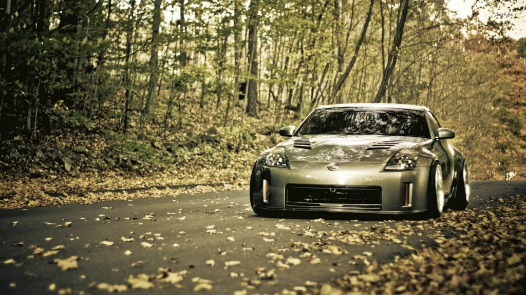 1024x576 - Nissan 350Z Wallpapers 4