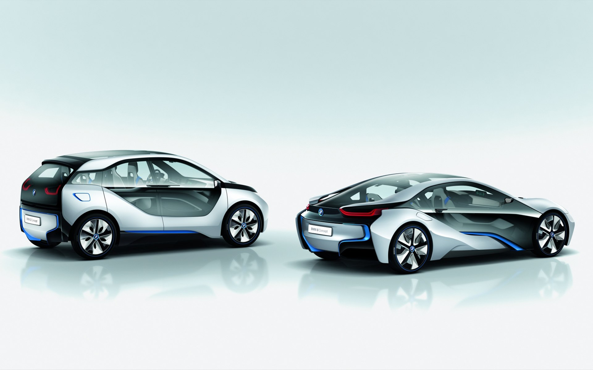 1920x1200 - BMW i3 Concept Wallpapers 22