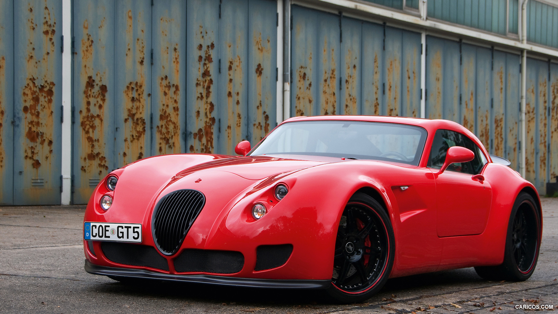 1920x1080 - Wiesmann GT MF5 Wallpapers 5
