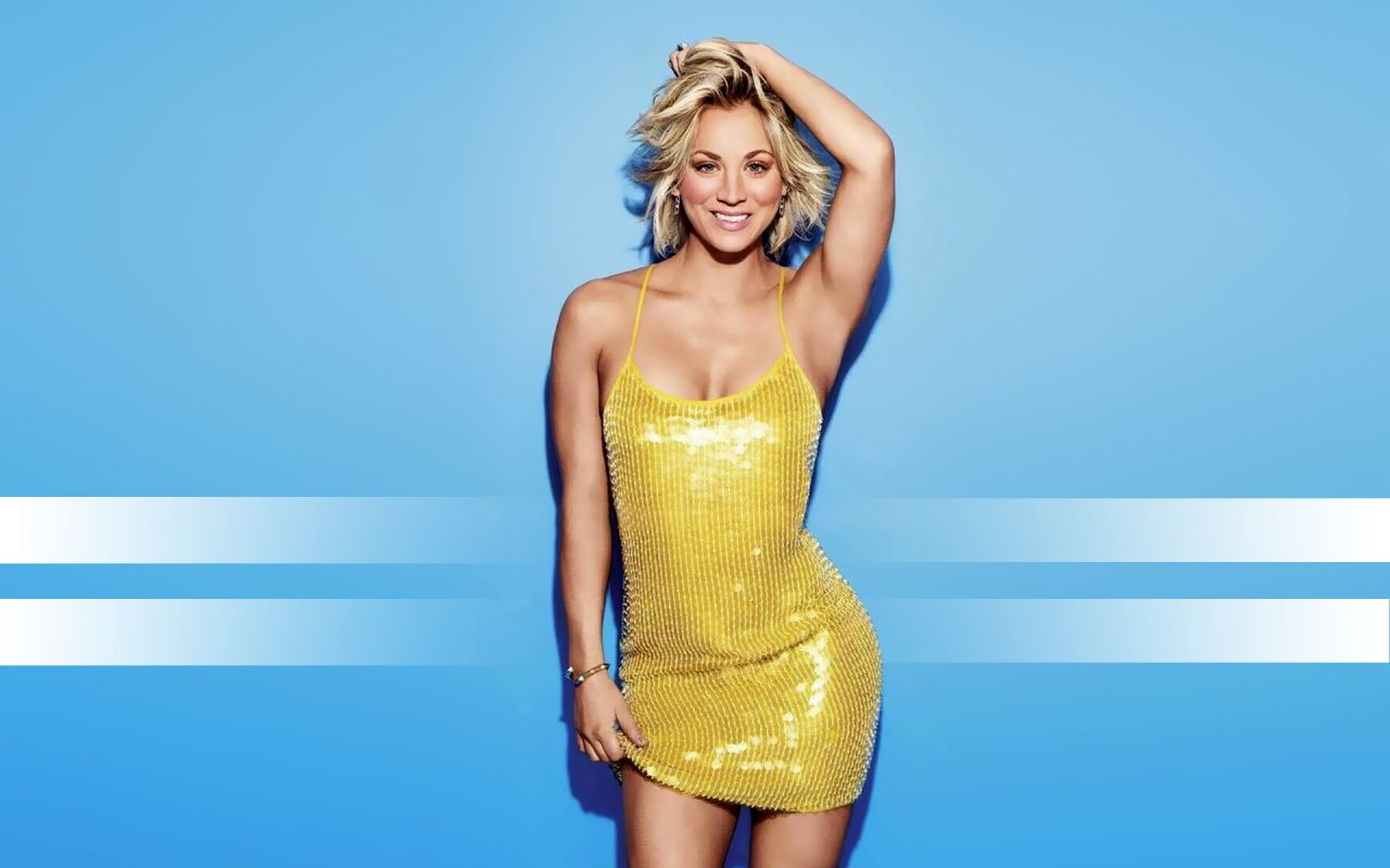 1280x800 - Kaley Cuoco Wallpapers 37
