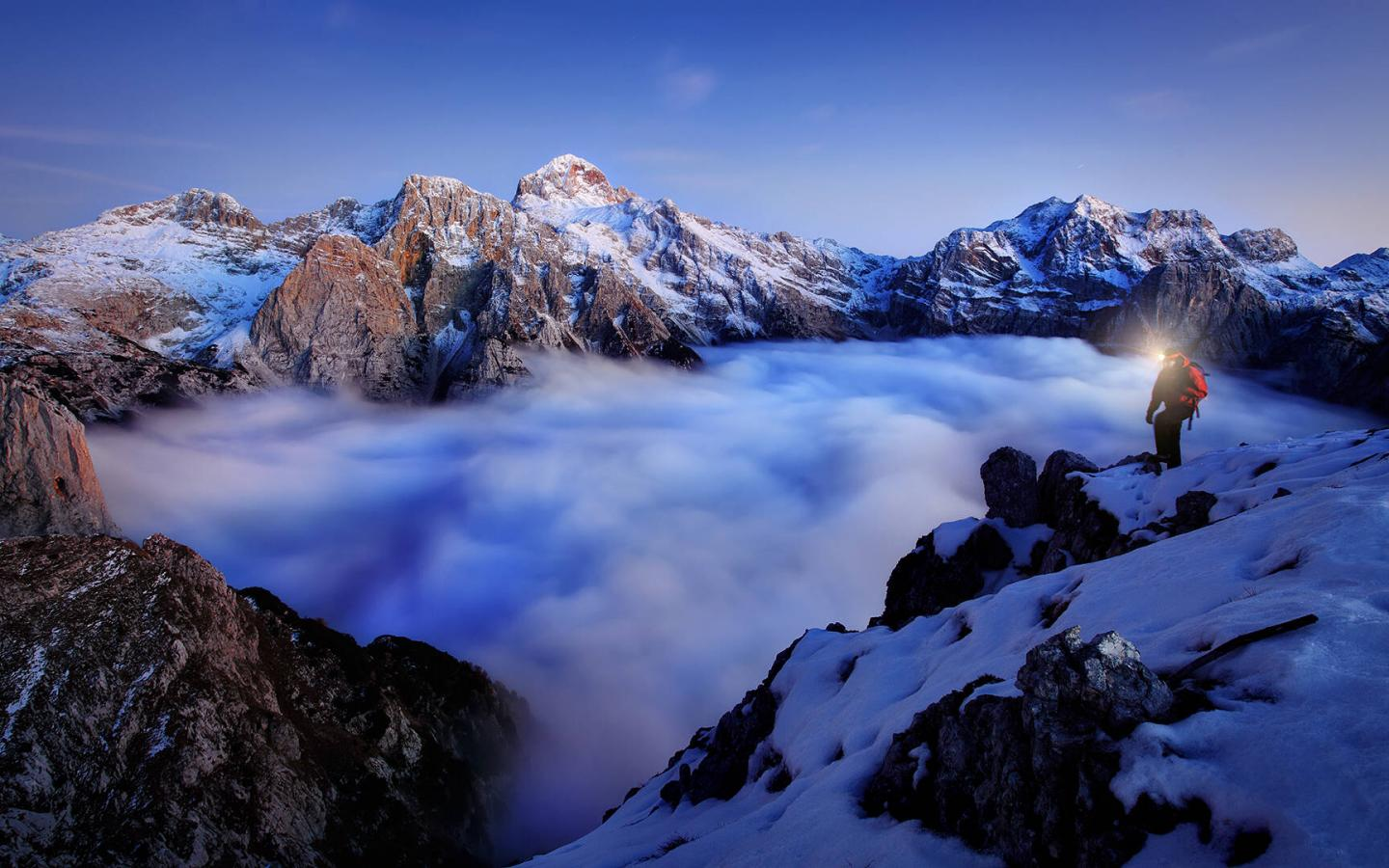 1440x900 - Mountaineering Wallpapers 35