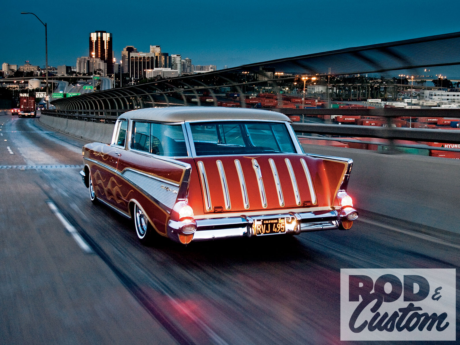 1600x1200 - Chevrolet Nomad Wallpapers 5