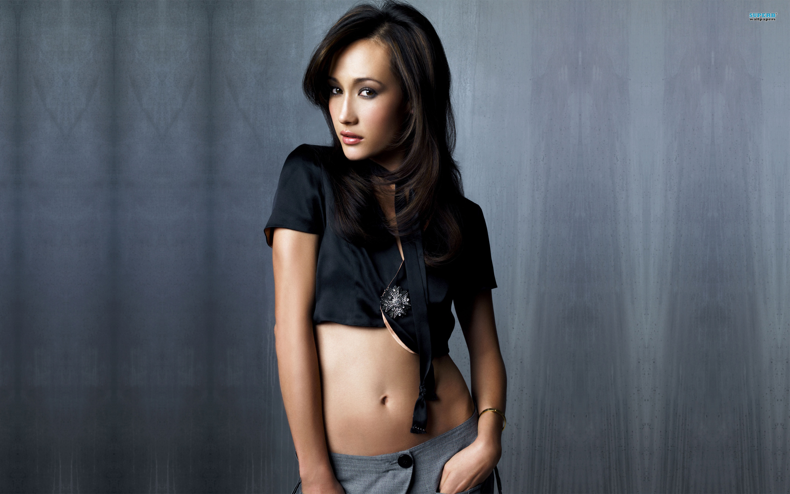 2560x1600 - Maggie Q Wallpapers 8